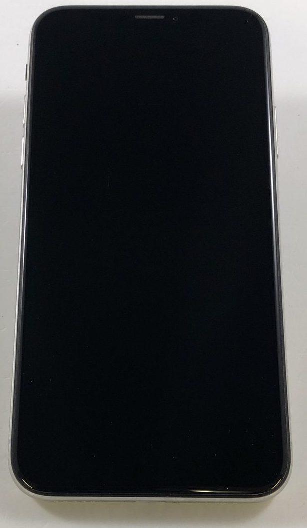 iPhone X 64GB, 64GB, Silver, image 1