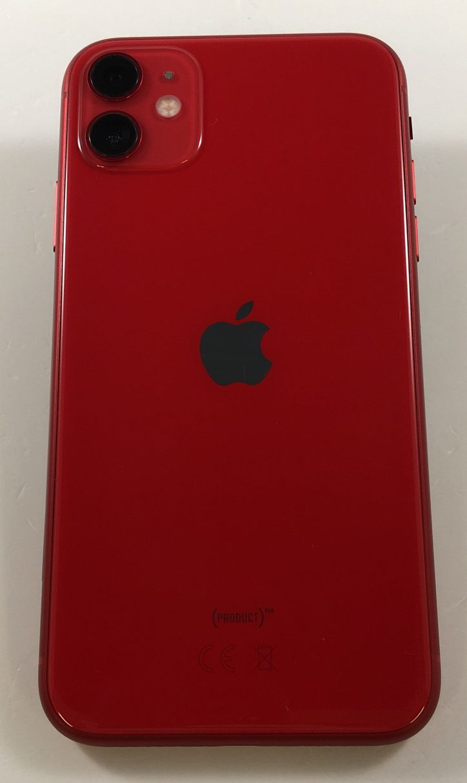 iPhone 11 128GB, 128GB, Red, bild 2