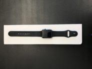 Apple Watch Watch Sport 38mm, Black Sports Band, Produktens ålder: 37 månader, image 2