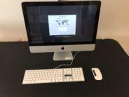 iMac 21.5-inch, 2,5 GHz Intel Core i5, 8 GB 1333 MHz DDR3, 500 GB Hårddisk, Produktens ålder: 64 månader, image 2