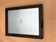 iPad 3 Wi-Fi + Cellular 32GB, 32GB, Black