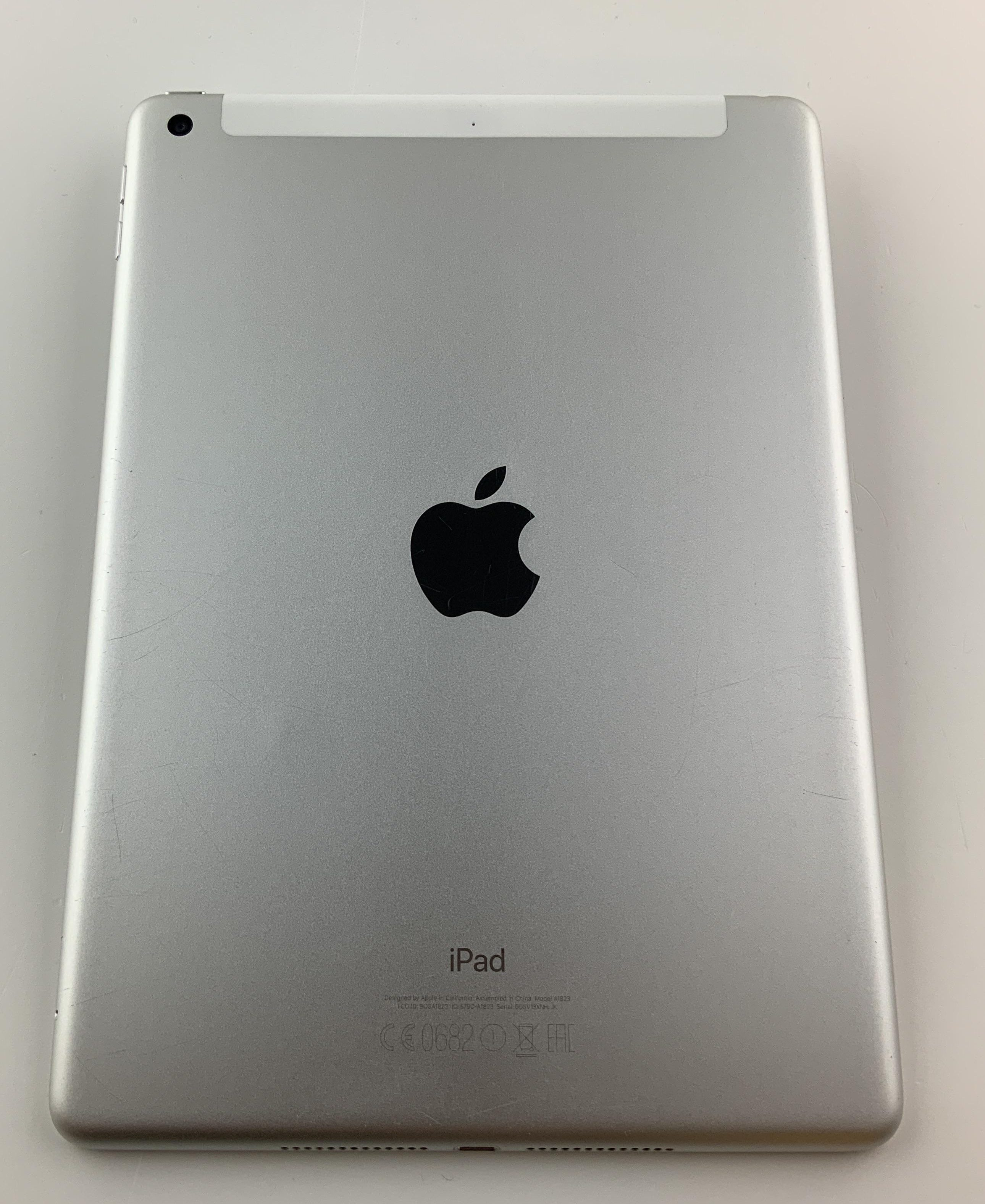 iPad 5 Wi-Fi + Cellular 32GB, 32GB, Silver, immagine 2