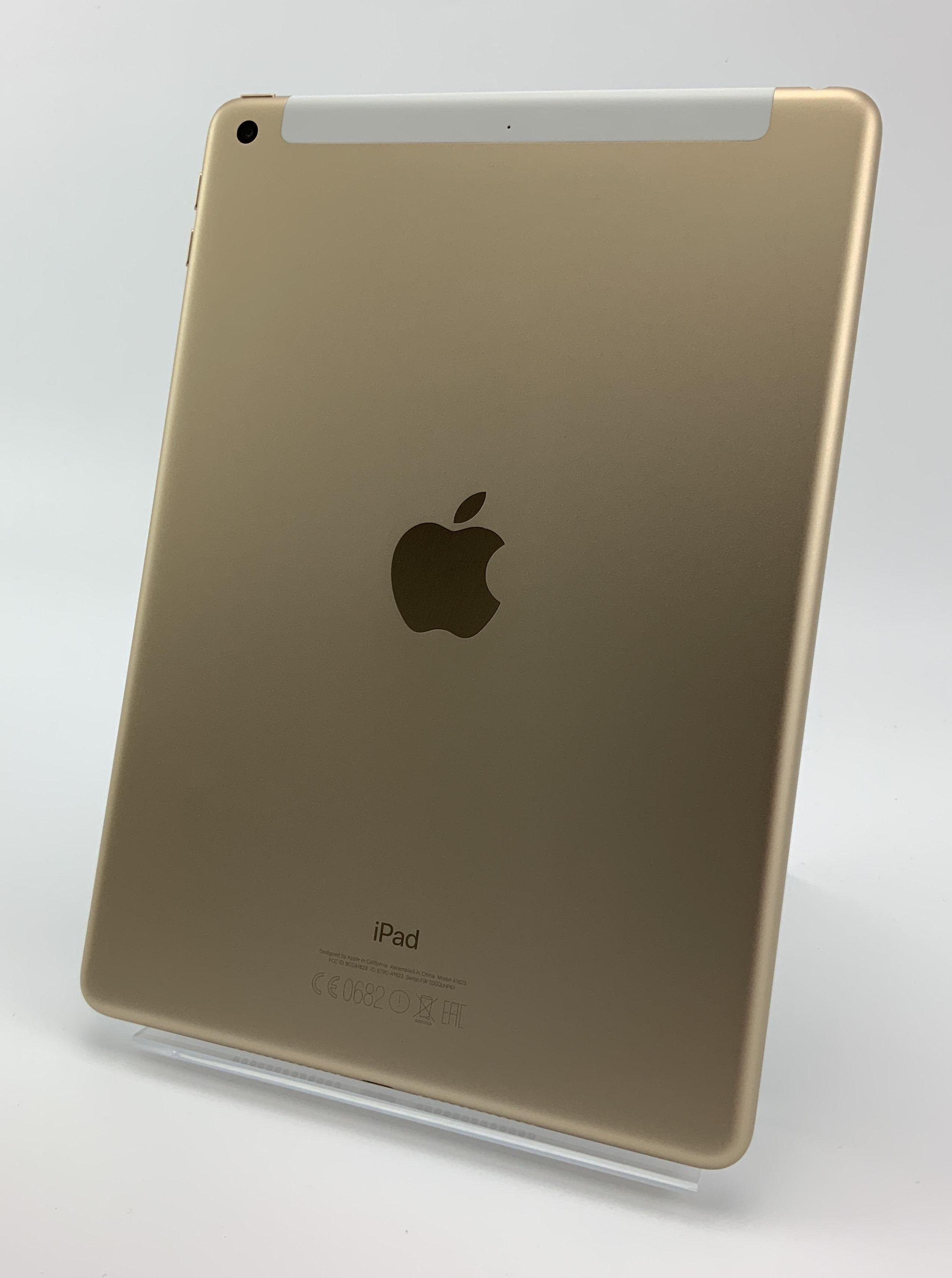 iPad 5 Wi-Fi + Cellular 32GB, 32GB, Gold, image 2