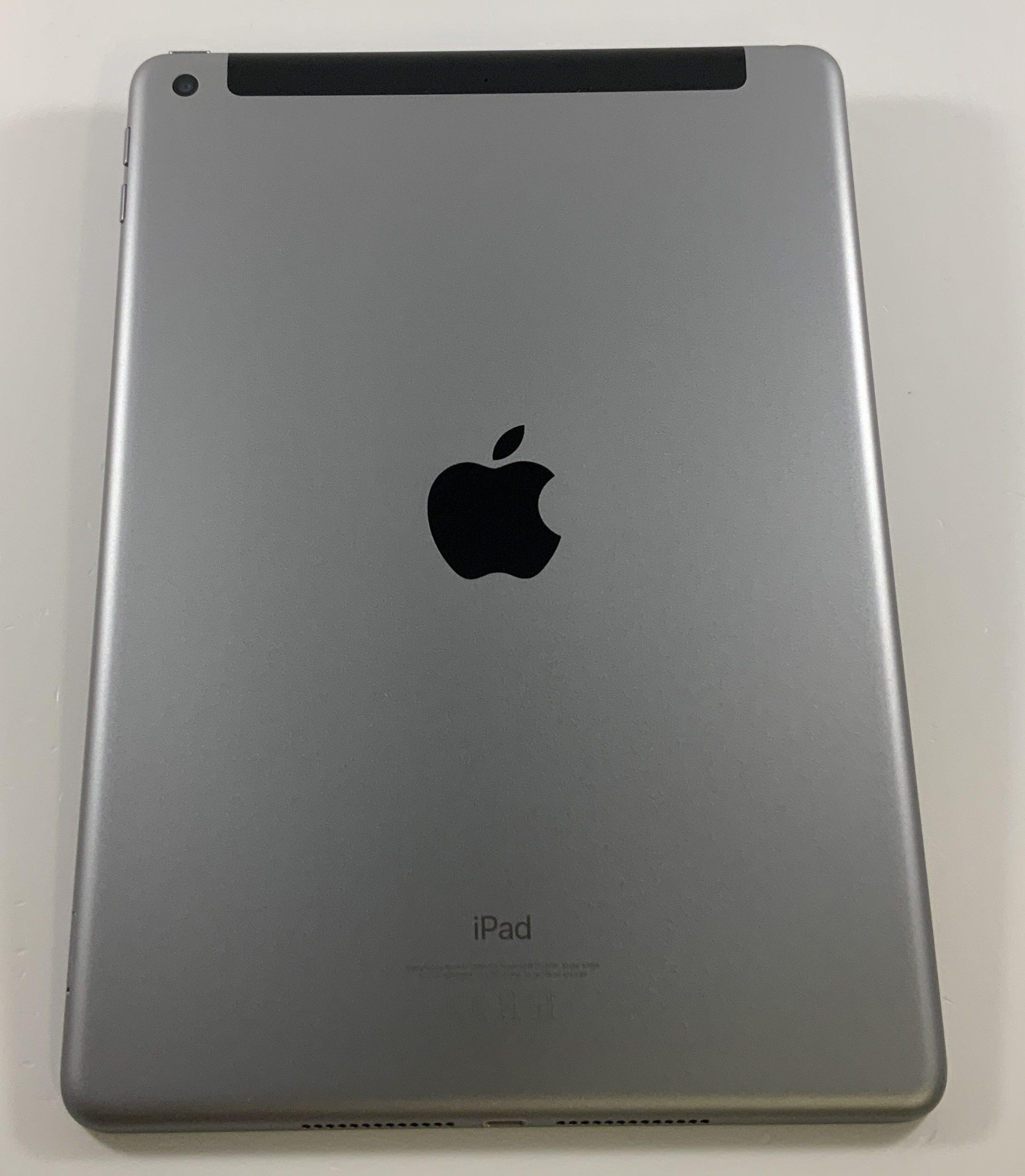 iPad 6 Wi-Fi + Cellular 128GB, 128GB, Space Gray, Afbeelding 2