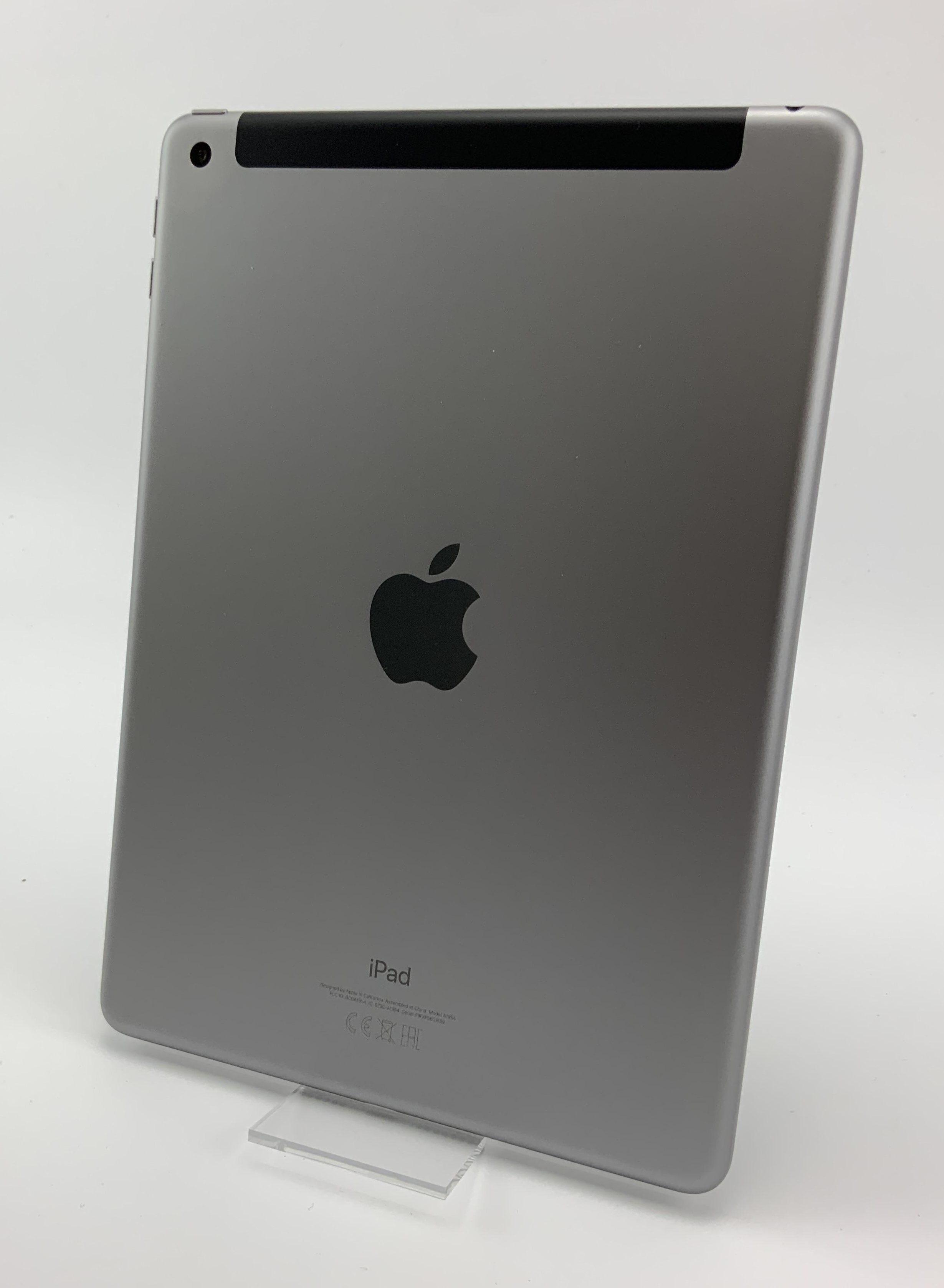 iPad 6 Wi-Fi + Cellular 128GB, 128GB, Space Gray, imagen 2