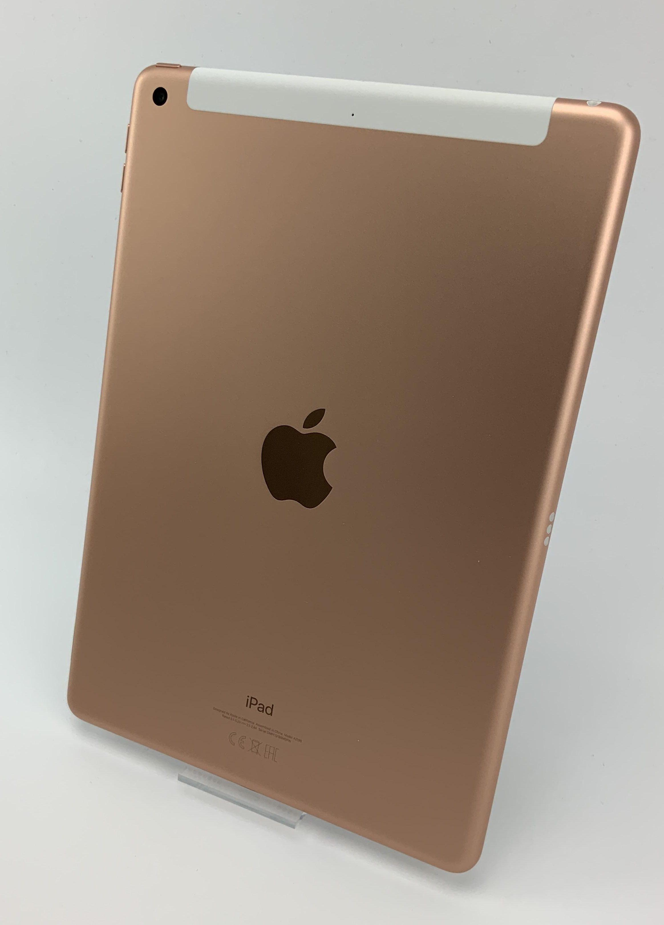 iPad 7 Wi-Fi + Cellular 32GB, 32GB, Gold, image 2