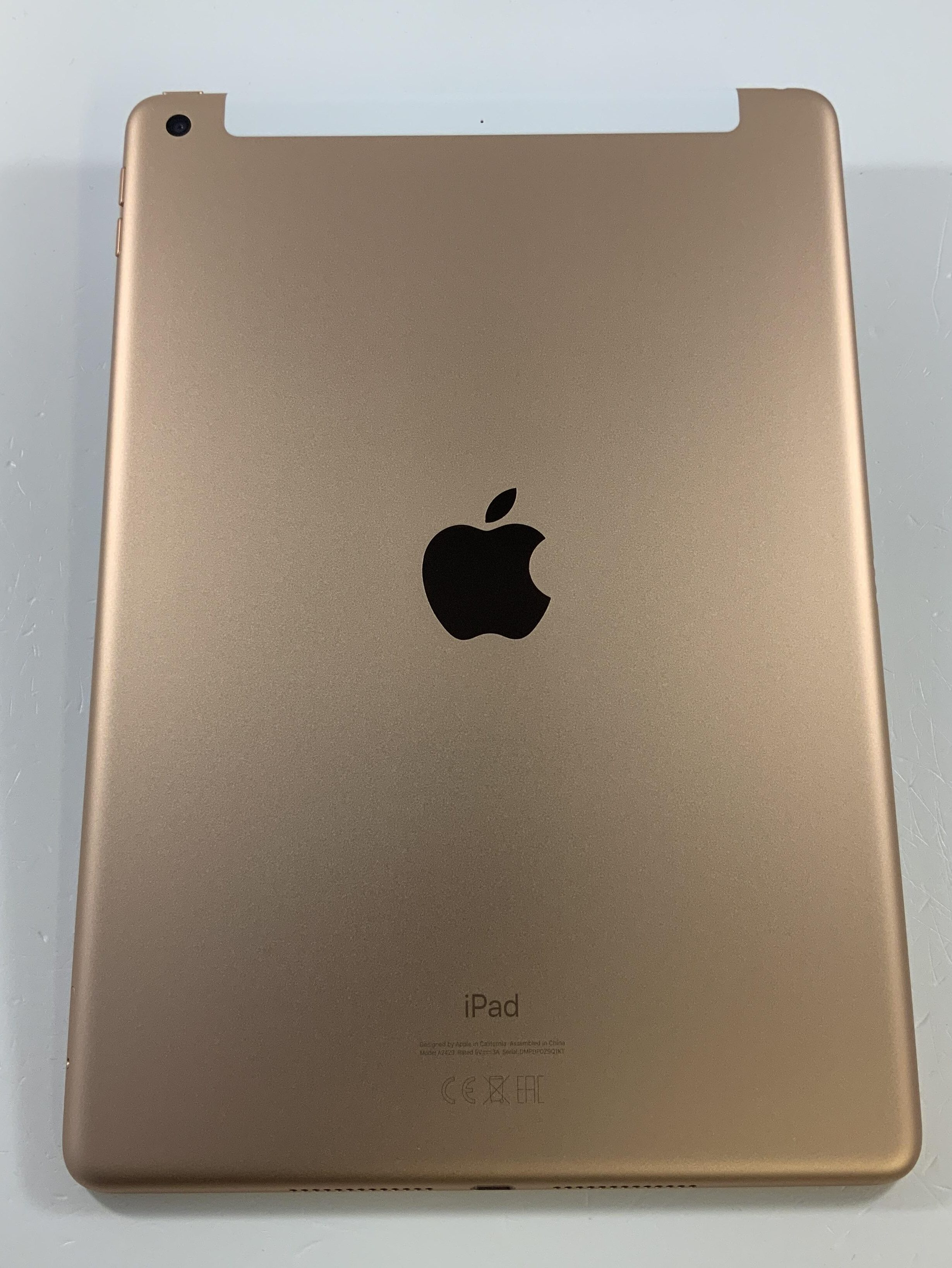 iPad 8 Wi-Fi + Cellular 128GB, 128GB, Gold, Bild 2