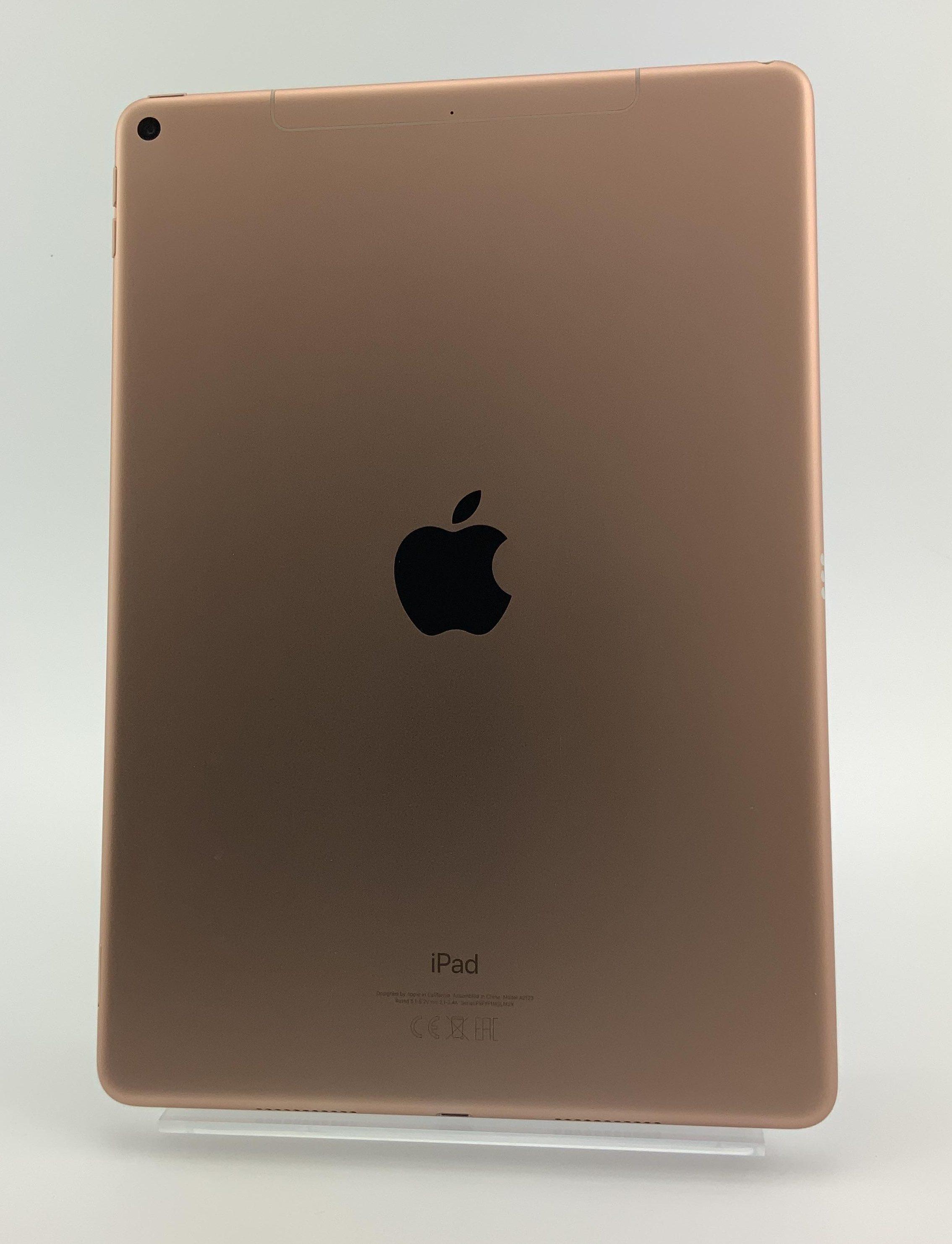 iPad Air 3 Wi-Fi + Cellular 256GB, 256GB, Gold, image 2
