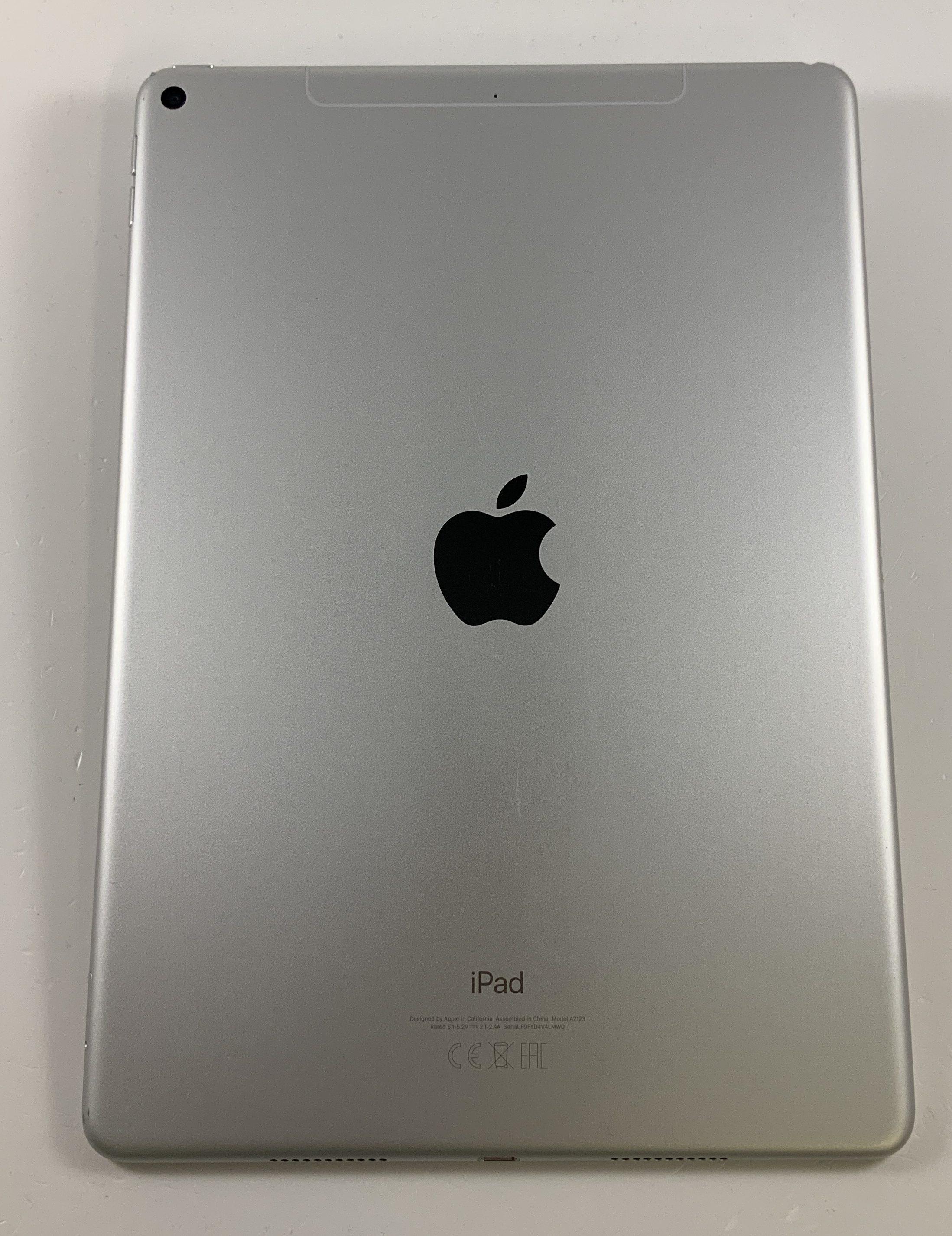 iPad Air 3 Wi-Fi + Cellular 64GB, 64GB, Silver, bild 2