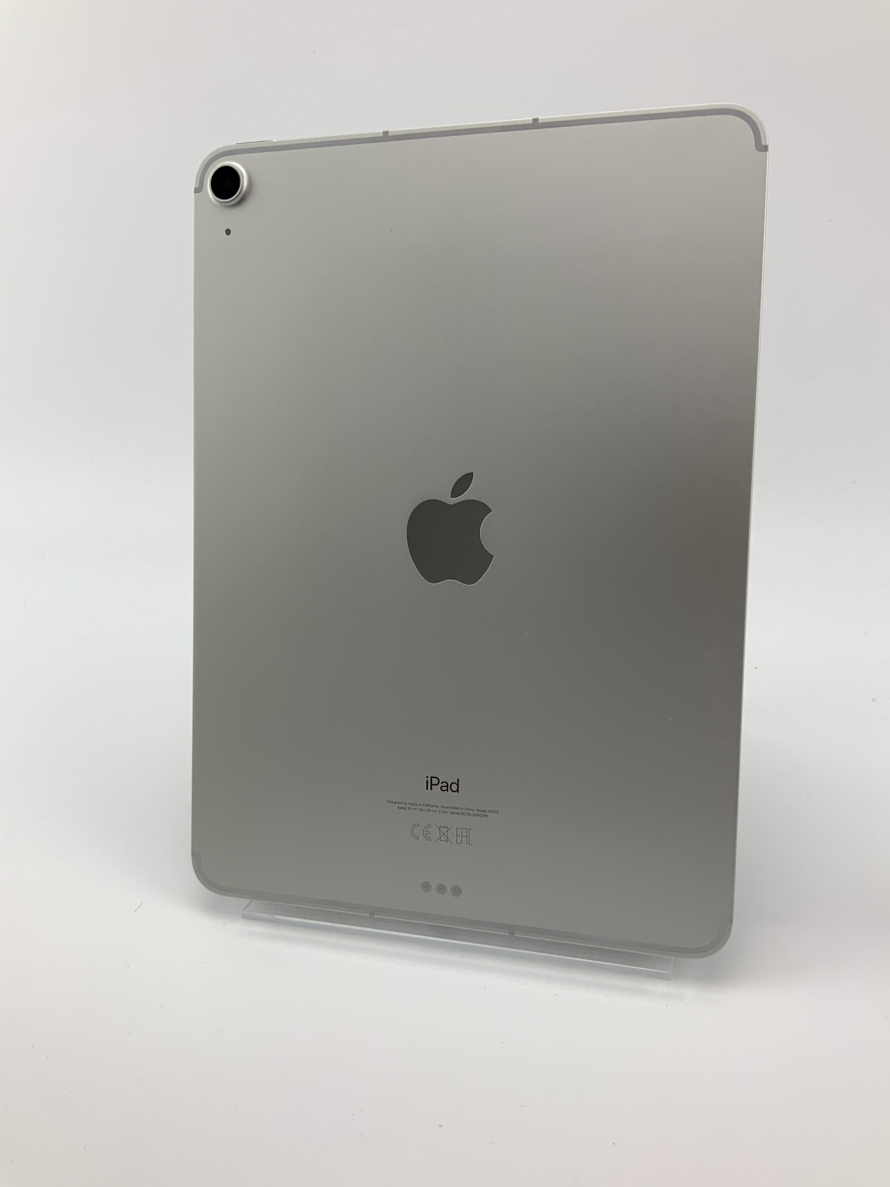iPad Air 4 Wi-Fi + Cellular 64GB, 64GB, Silver, Bild 2
