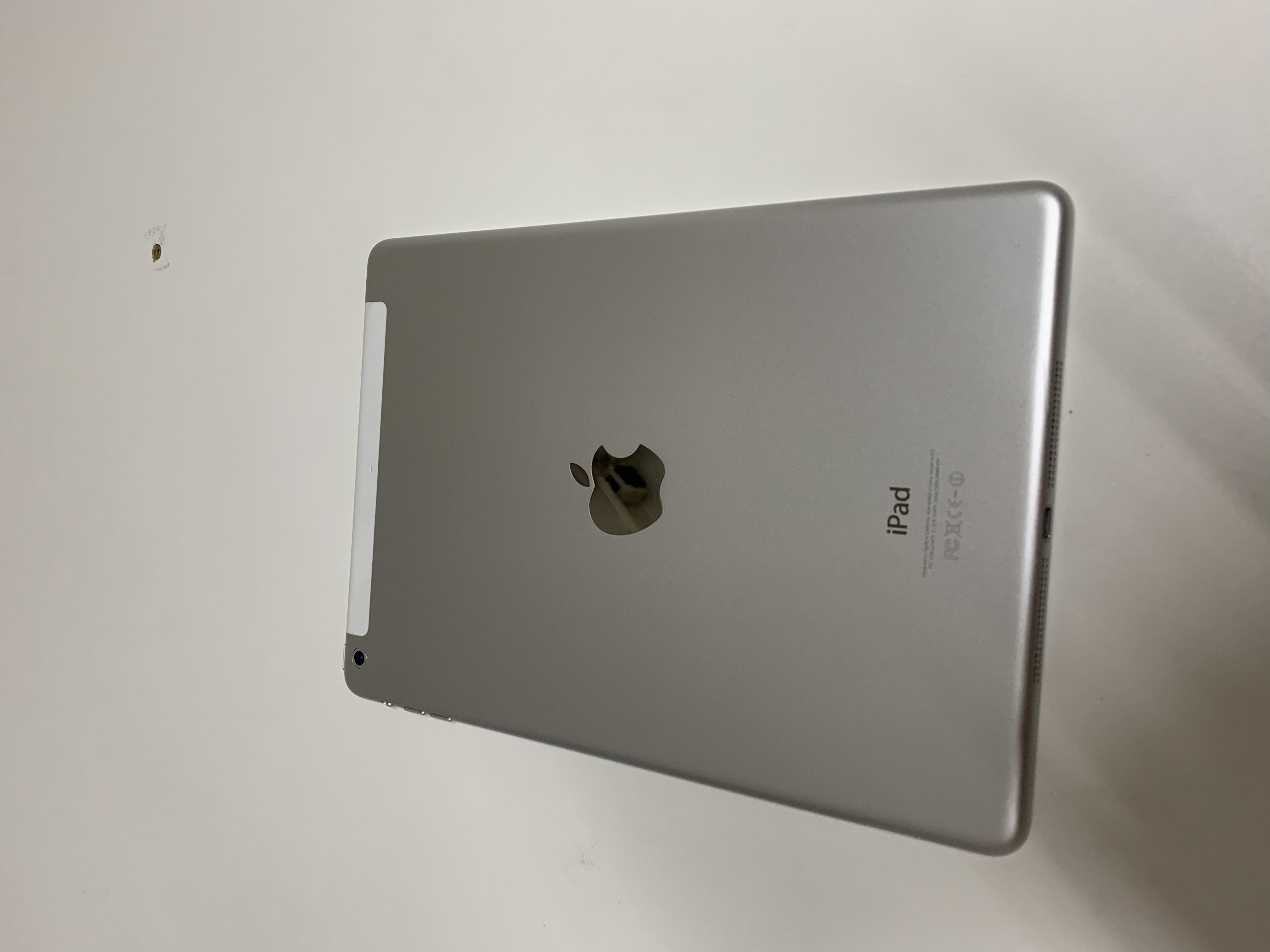 iPad Air Wi-Fi 16GB, 16GB, Silver, bild 1