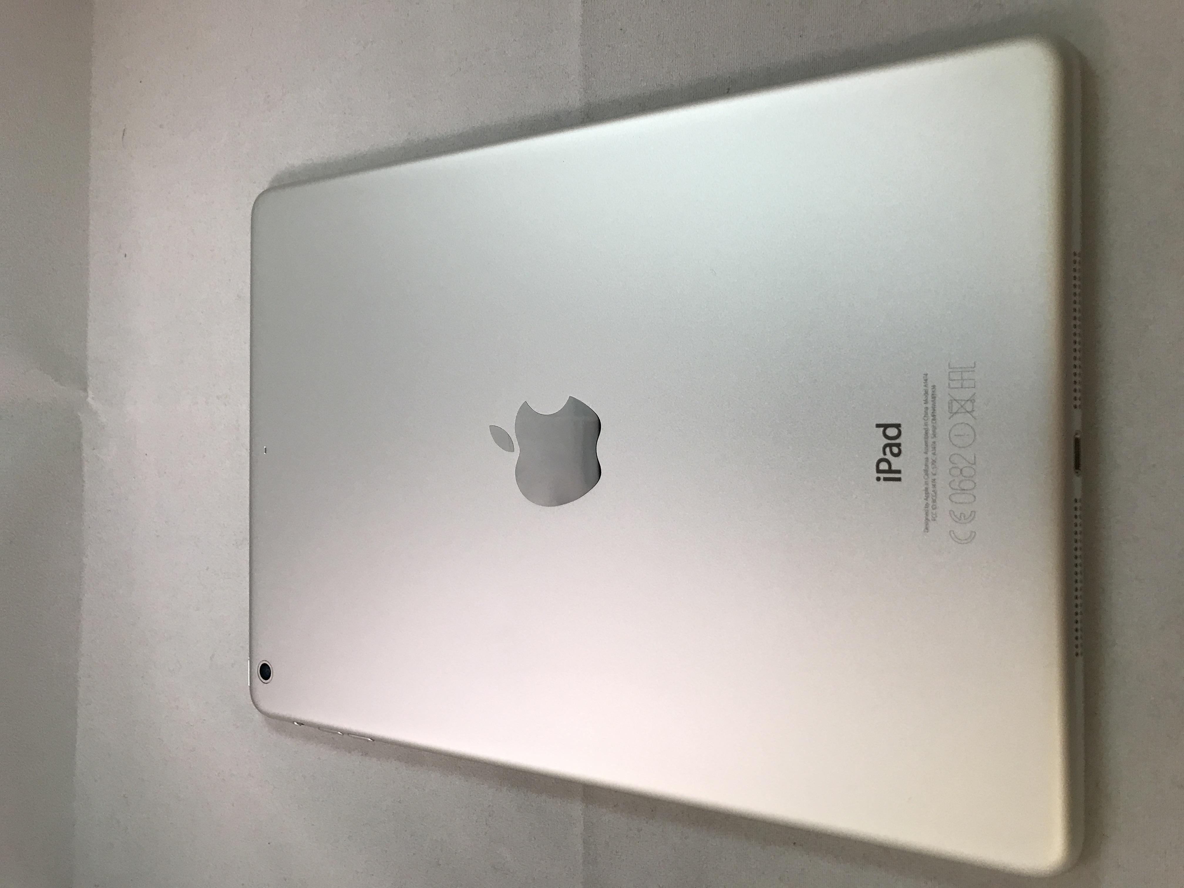 iPad Air Wi-Fi 16GB, 16GB, SILVER, bild 2