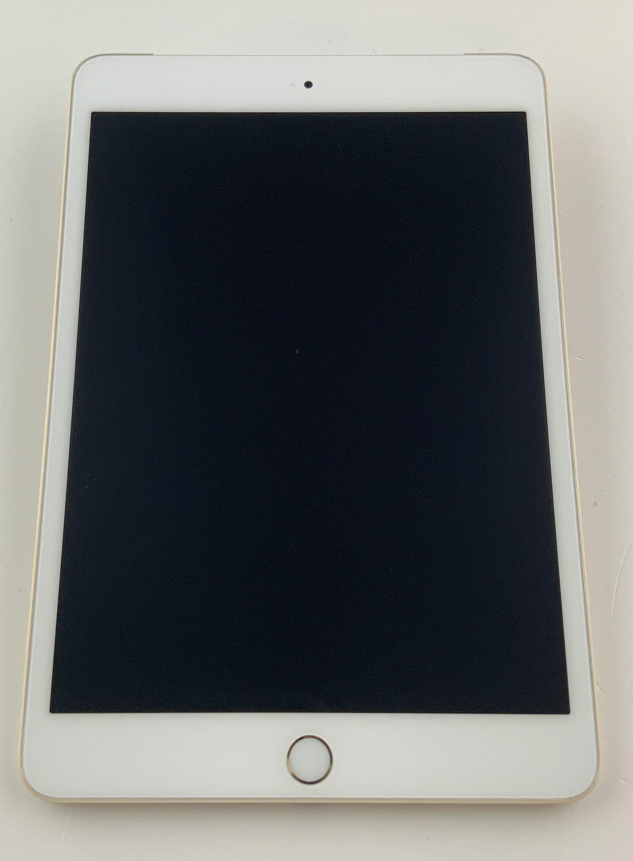 iPad mini 3 Wi-Fi + Cellular 64GB, 64GB, Gold, bild 1