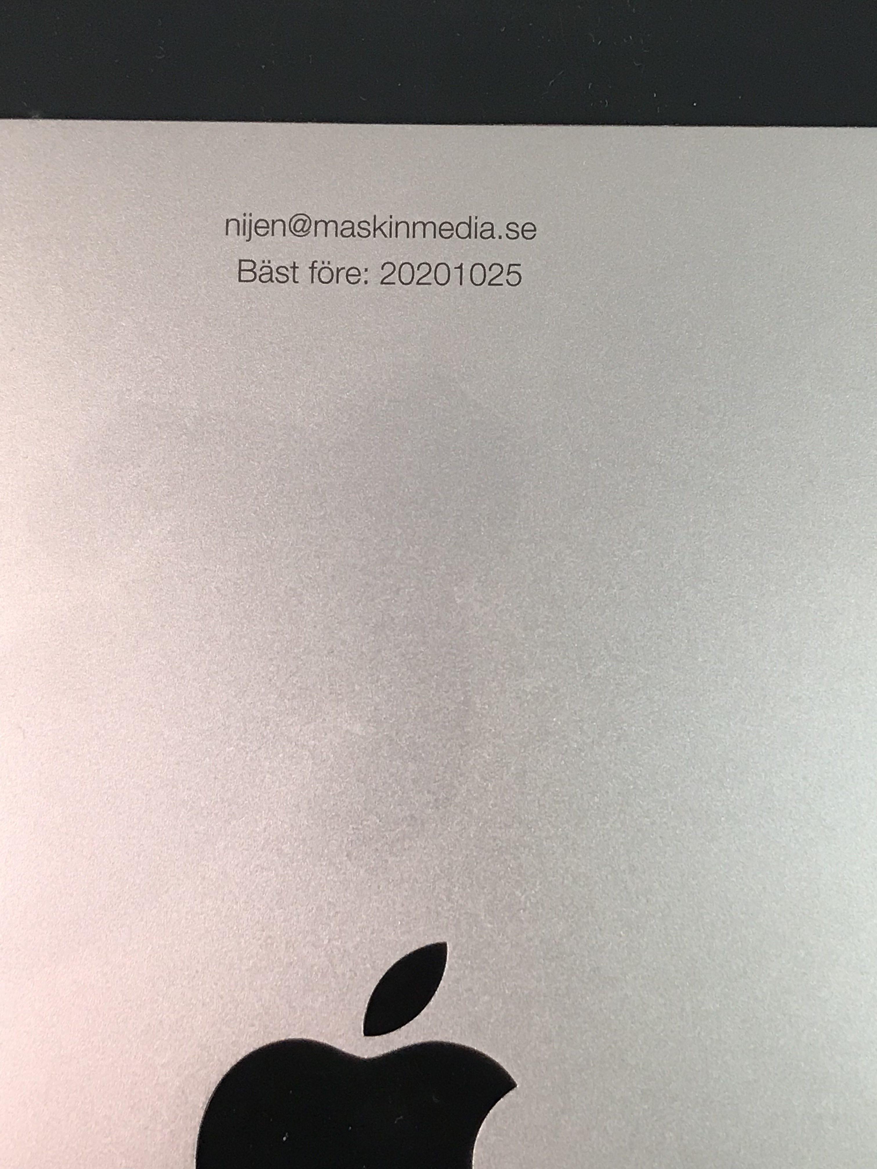 iPad mini 4 Wi-Fi + Cellular 128GB, 128GB, Gray, bild 4