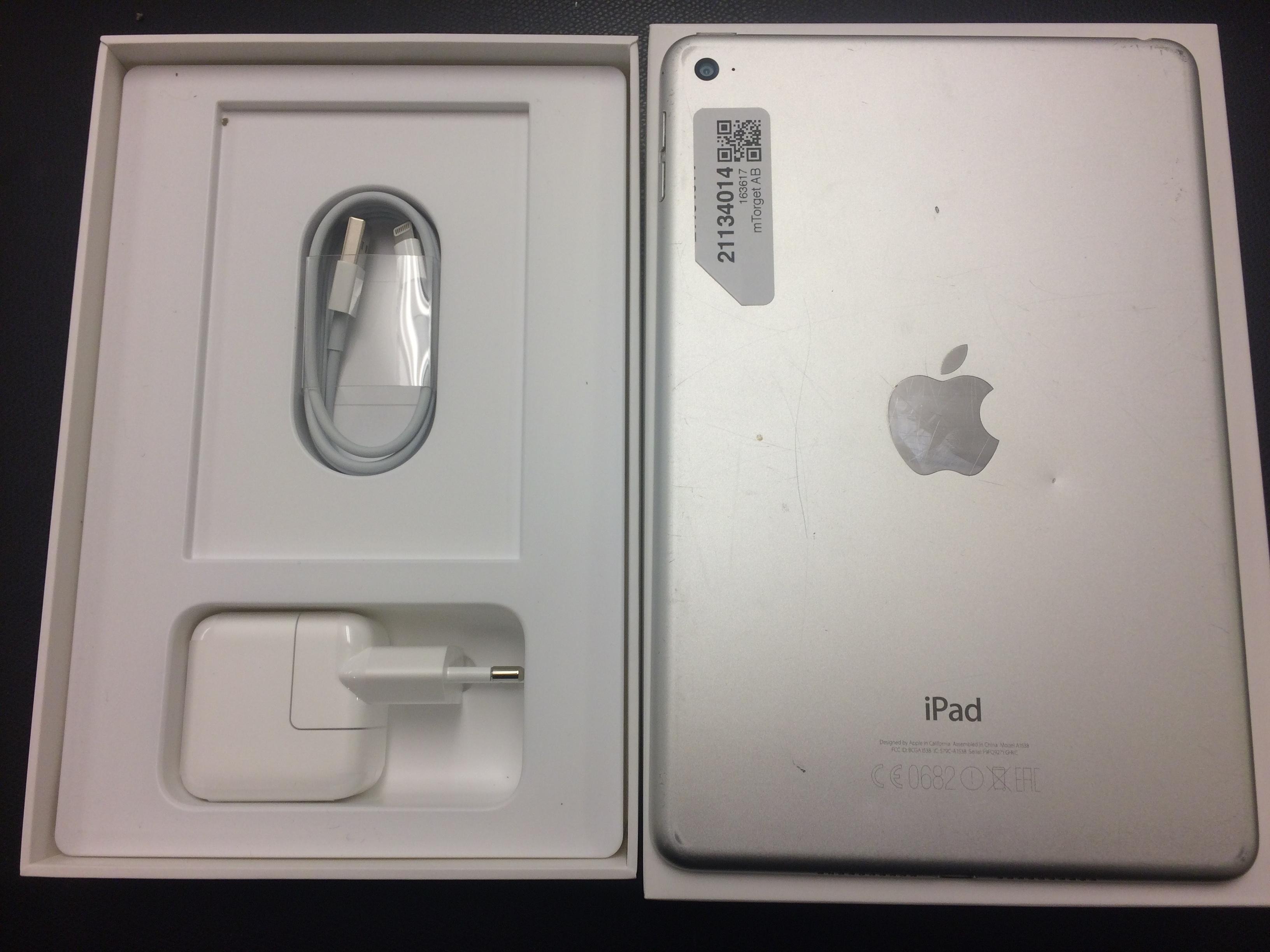 iPad mini 4 Wi-Fi 16GB, 16GB, SILVER, bild 2