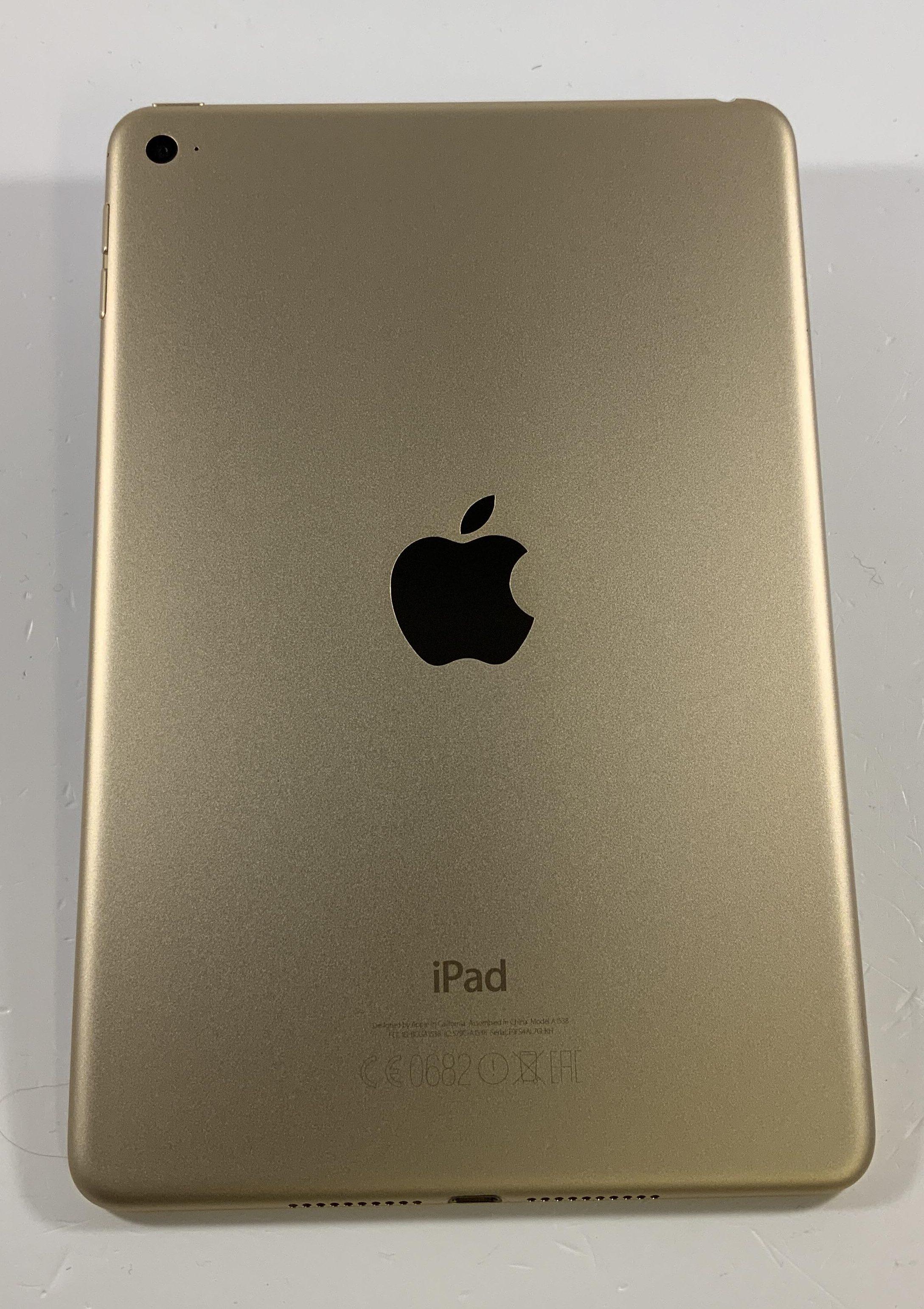 iPad mini 4 Wi-Fi 64GB, 64GB, Gold, bild 2