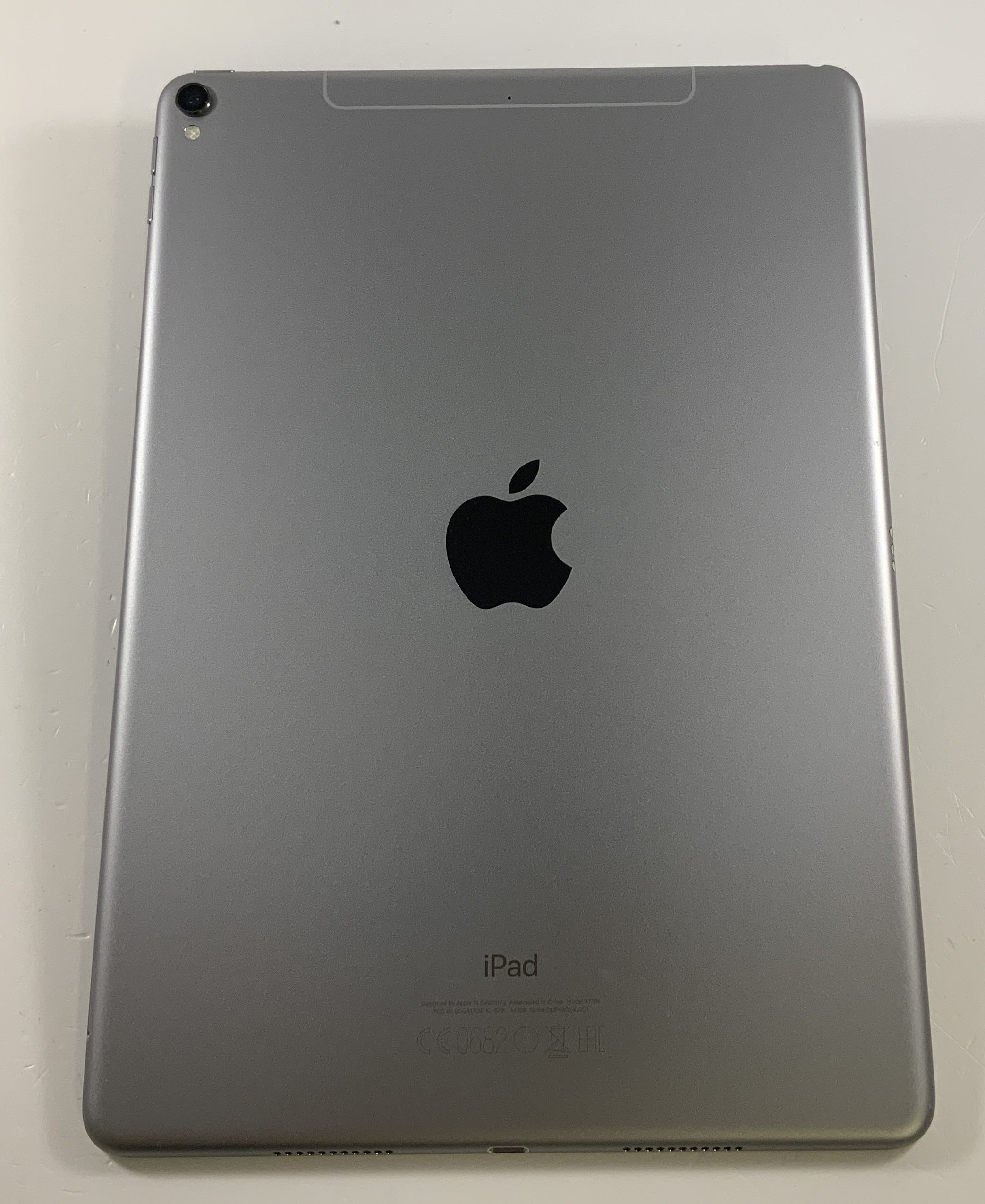 "iPad Pro 10.5"" Wi-Fi + Cellular 64GB, 64GB, Space Gray, imagen 2"