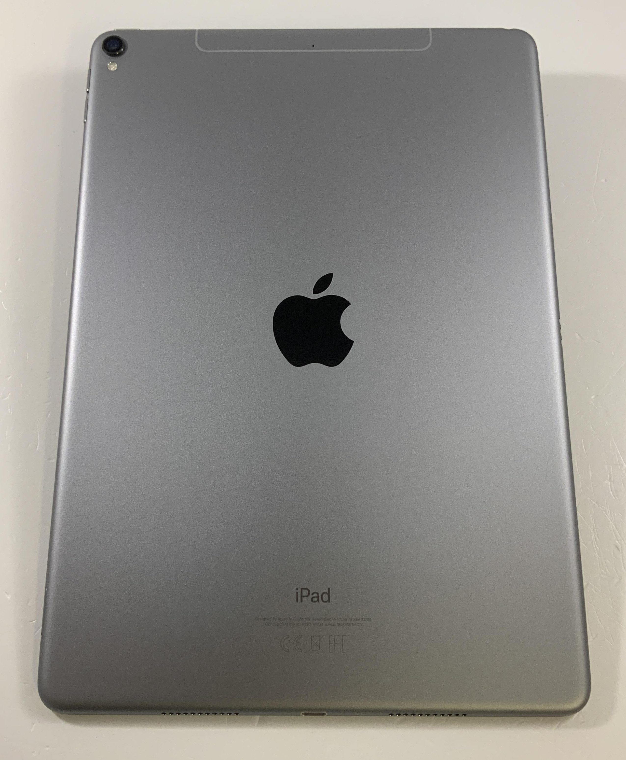 "iPad Pro 10.5"" Wi-Fi + Cellular 64GB, 64GB, Space Gray, obraz 2"