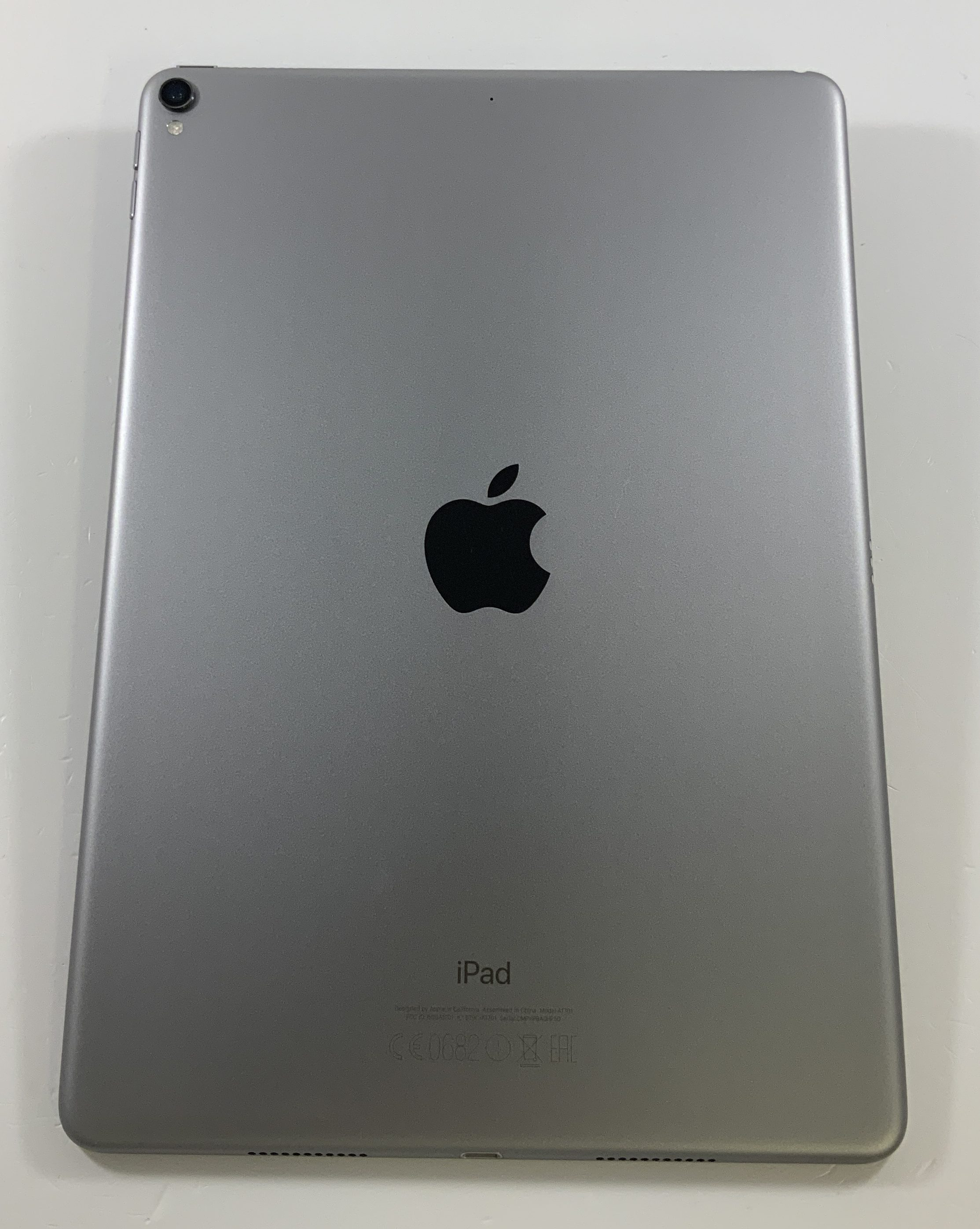 "iPad Pro 10.5"" Wi-Fi 256GB, 256GB, Space Gray, bild 2"