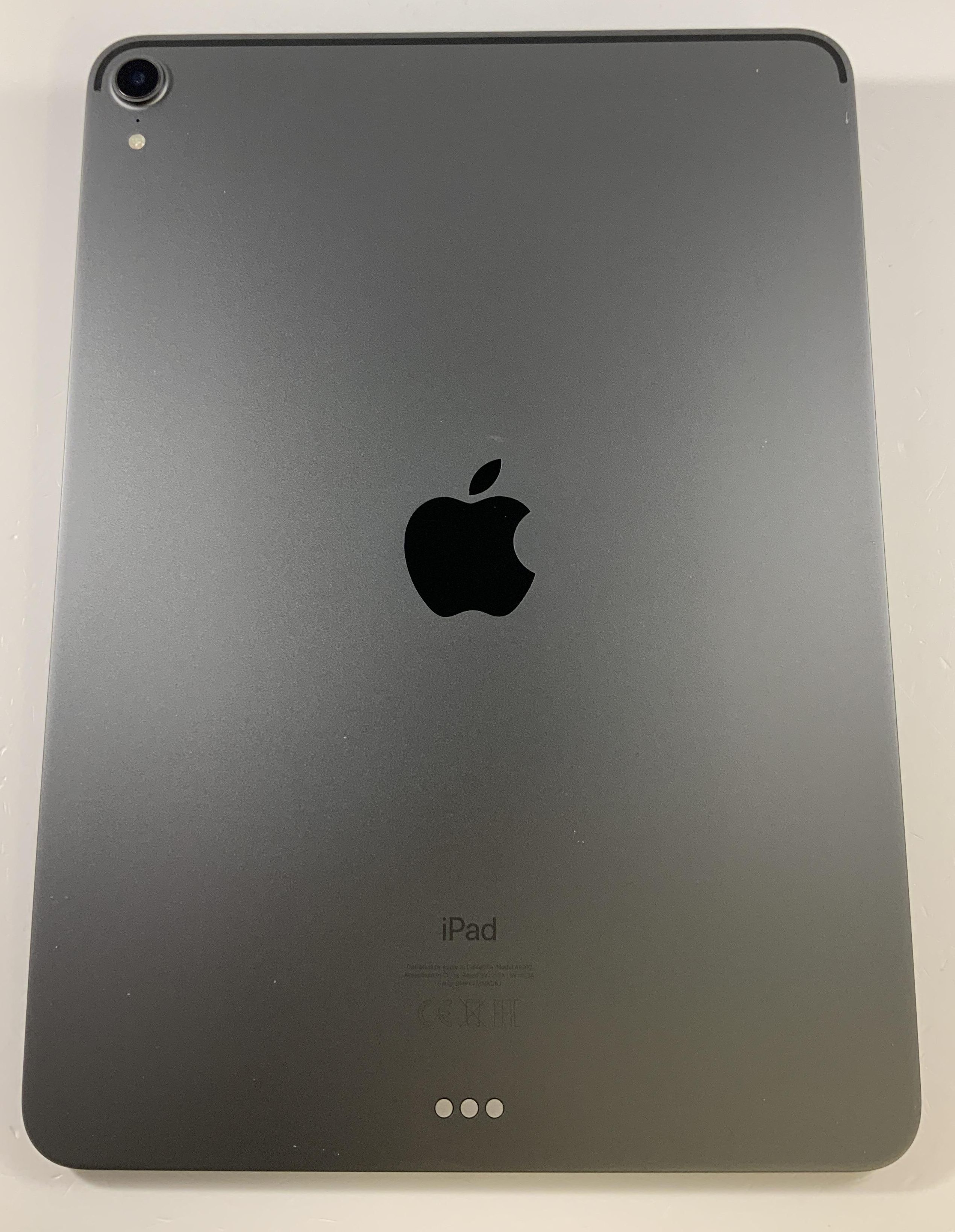 "iPad Pro 11"" Wi-Fi 64GB, 64GB, Space Gray, Kuva 2"