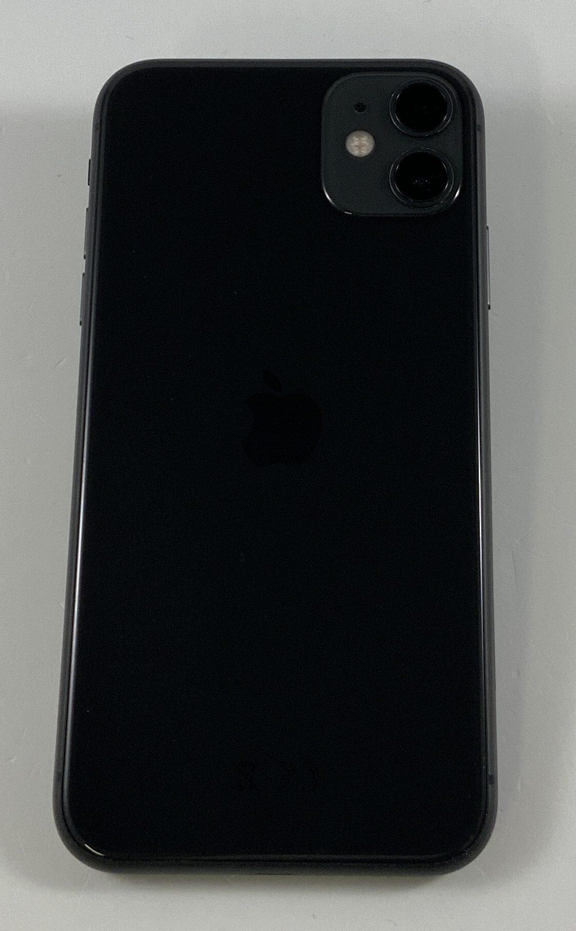 iPhone 11 64GB, 64GB, Black, bild 2