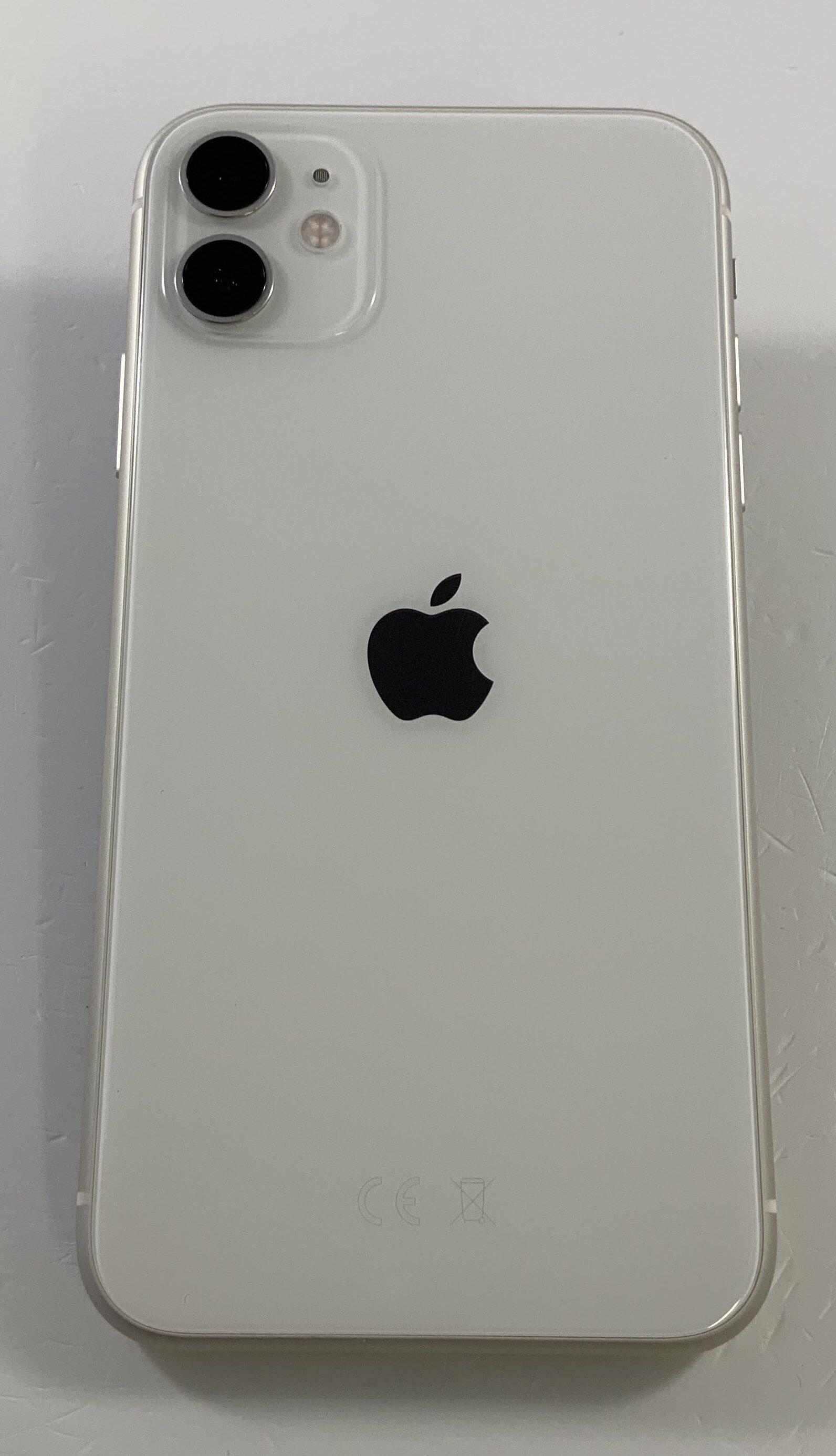 iPhone 11 64GB, 64GB, White, bild 2