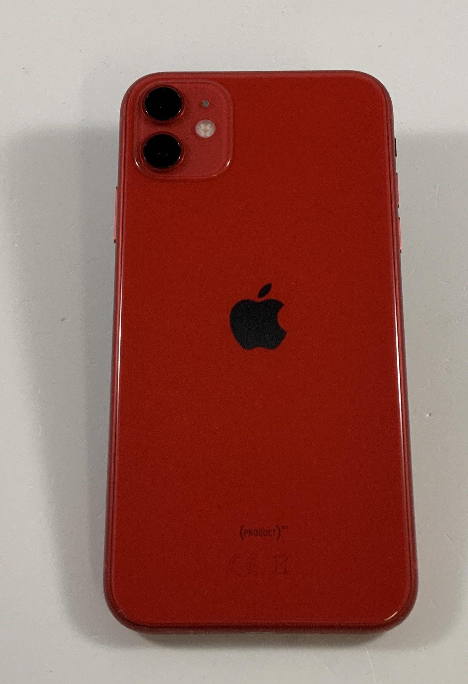 iPhone 11 64GB, 64GB, Red, Kuva 2