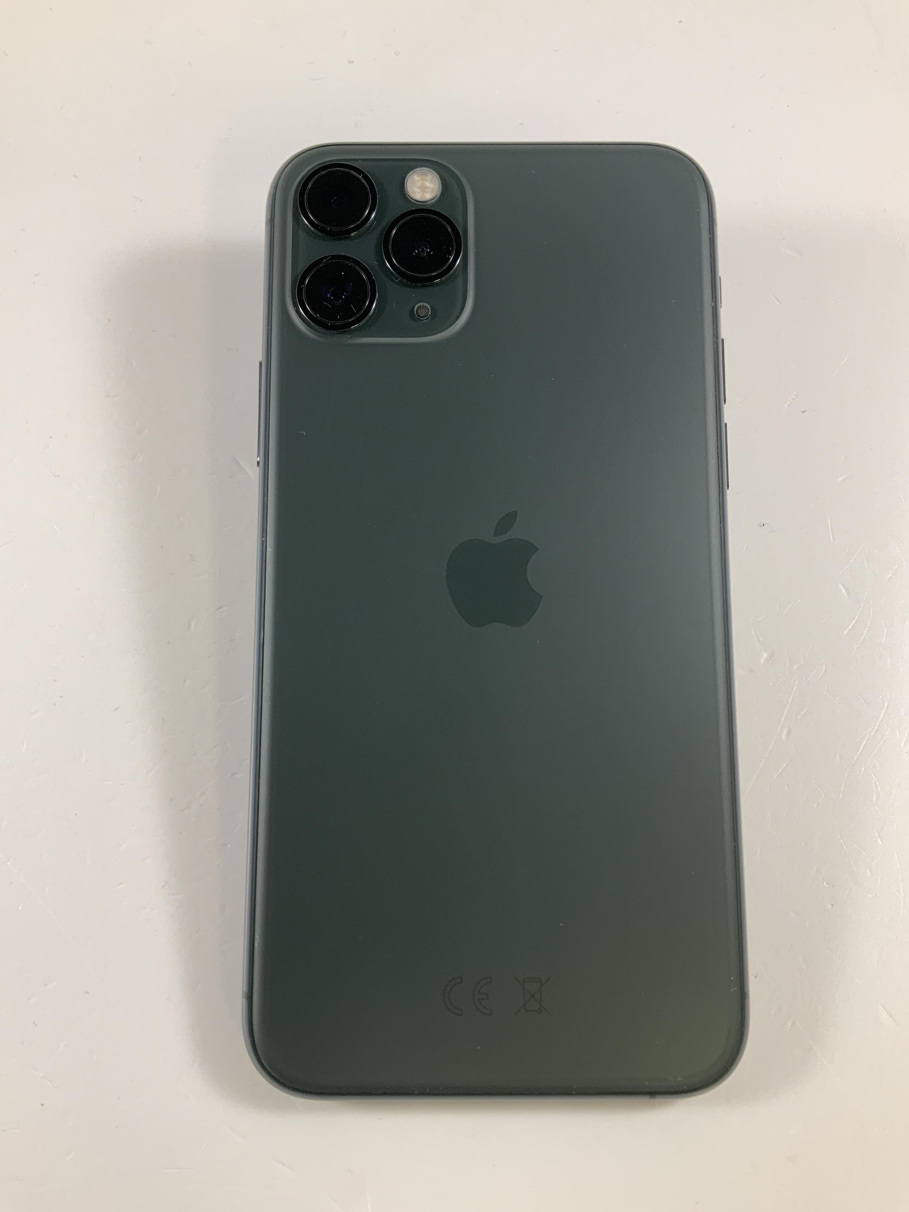 iPhone 11 Pro 256GB, 256GB, Midnight Green, bild 2