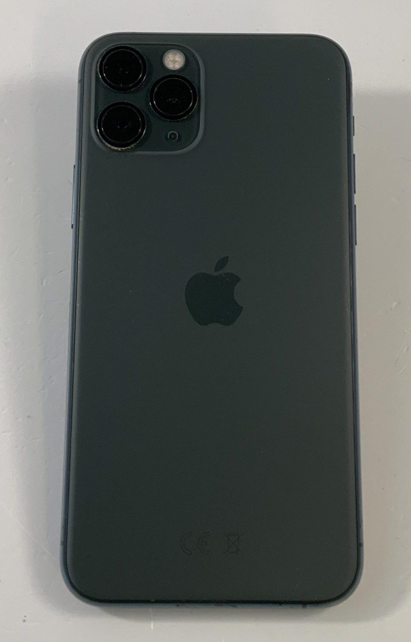 iPhone 11 Pro 256GB, 256GB, Midnight Green, Afbeelding 2