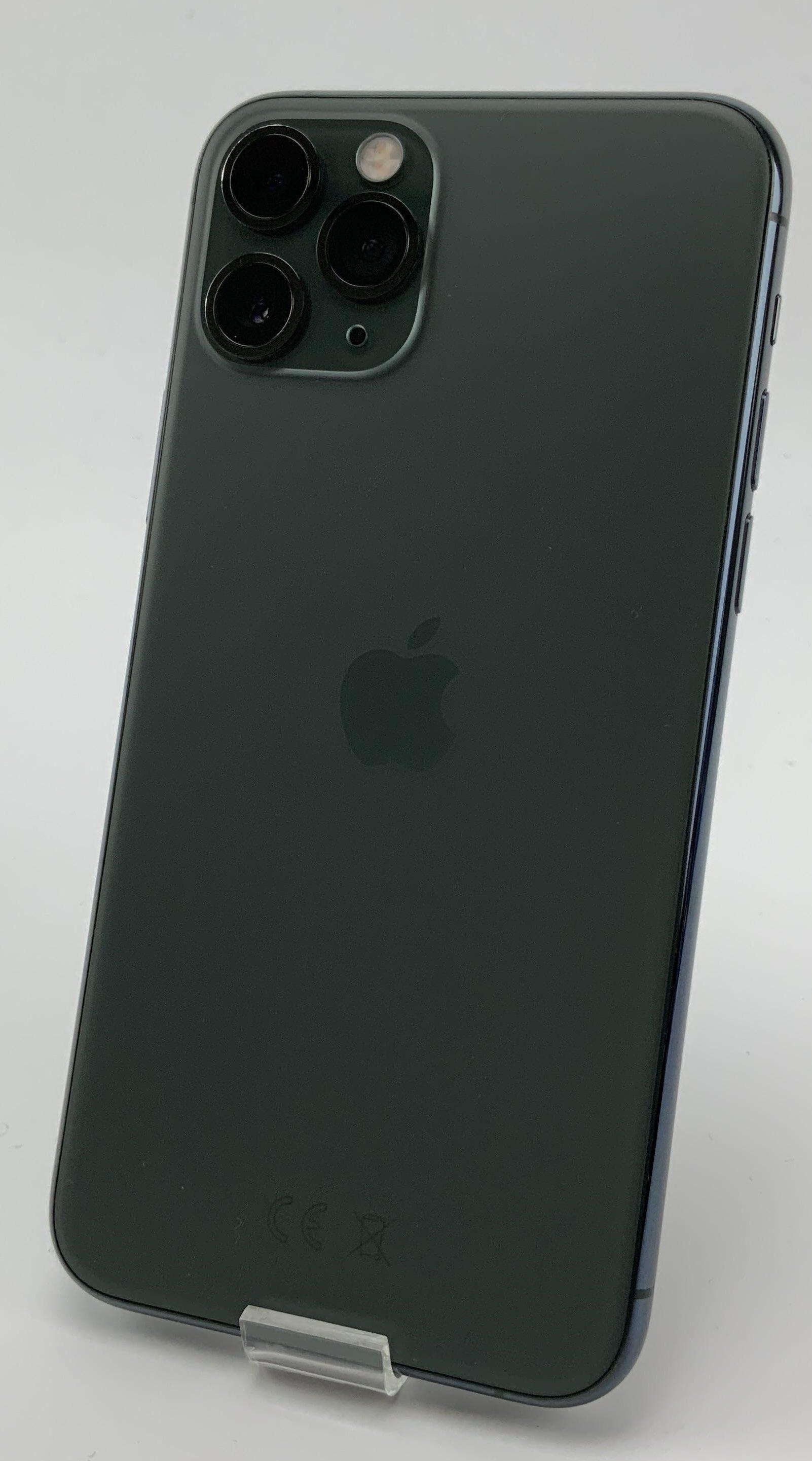 iPhone 11 Pro 256GB, 256GB, Midnight Green, bild 2