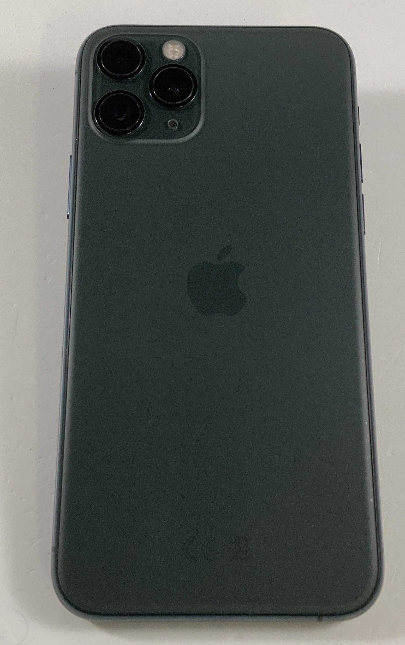 iPhone 11 Pro 256GB, 256GB, Midnight Green, imagen 2