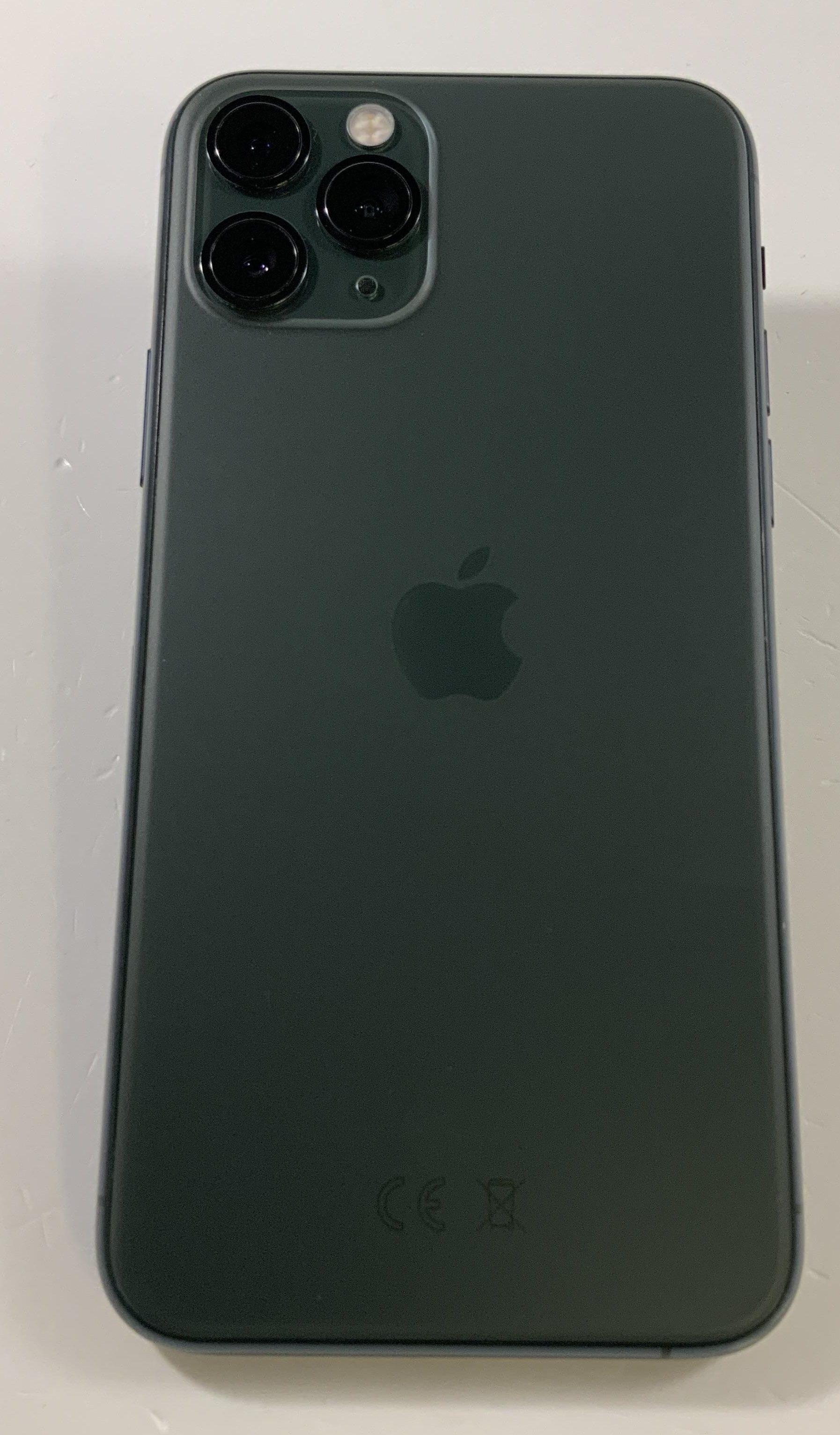 iPhone 11 Pro 512GB, 512GB, Midnight Green, Afbeelding 2