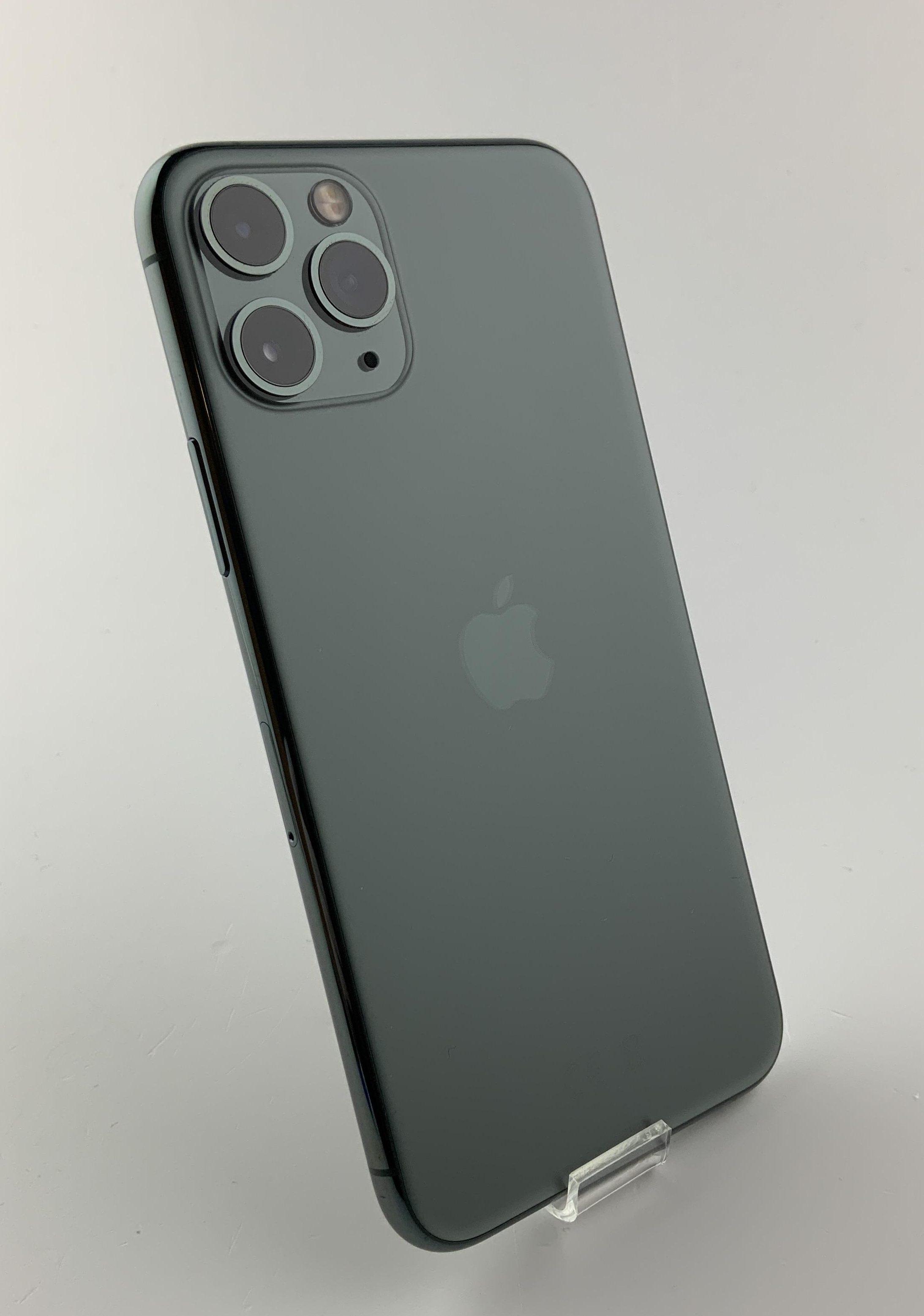 iPhone 11 Pro 64GB, 64GB, Midnight Green, Kuva 2