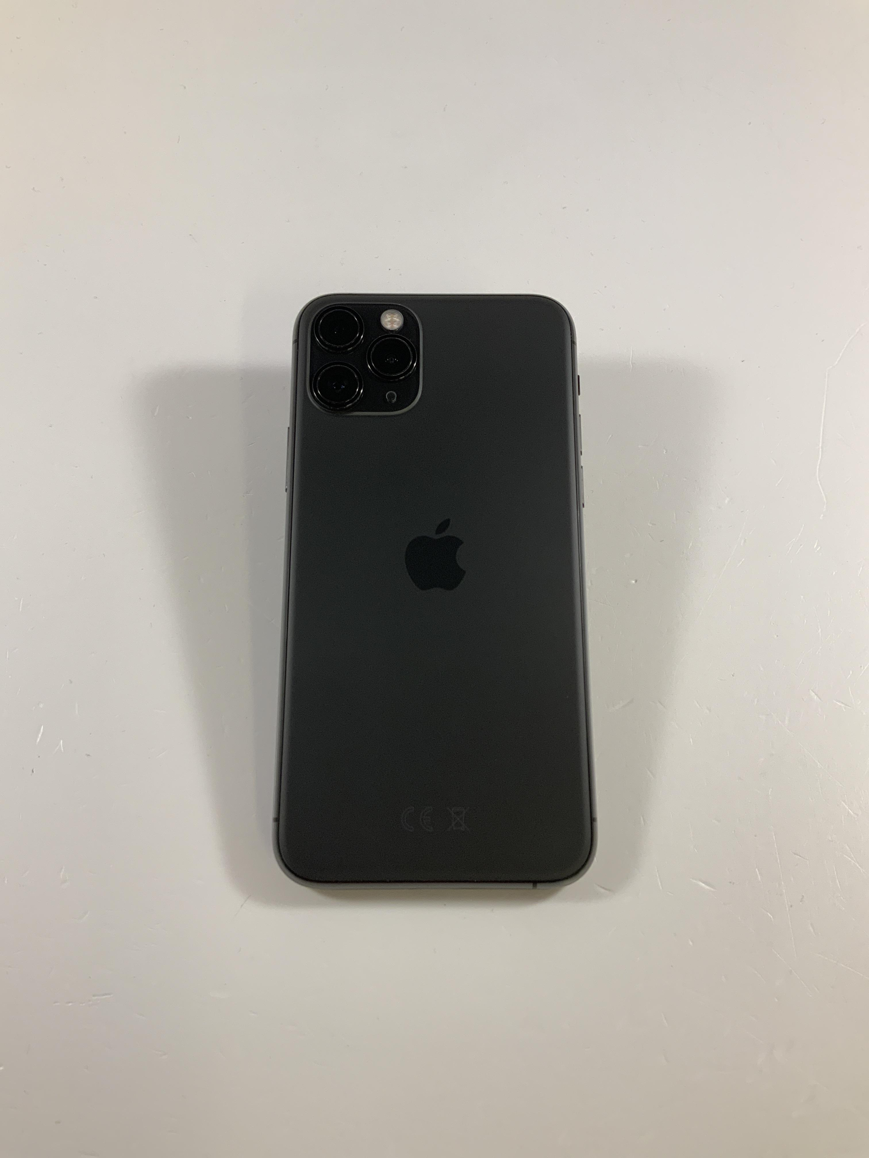 iPhone 11 Pro 64GB, 64GB, Space Gray, Afbeelding 2