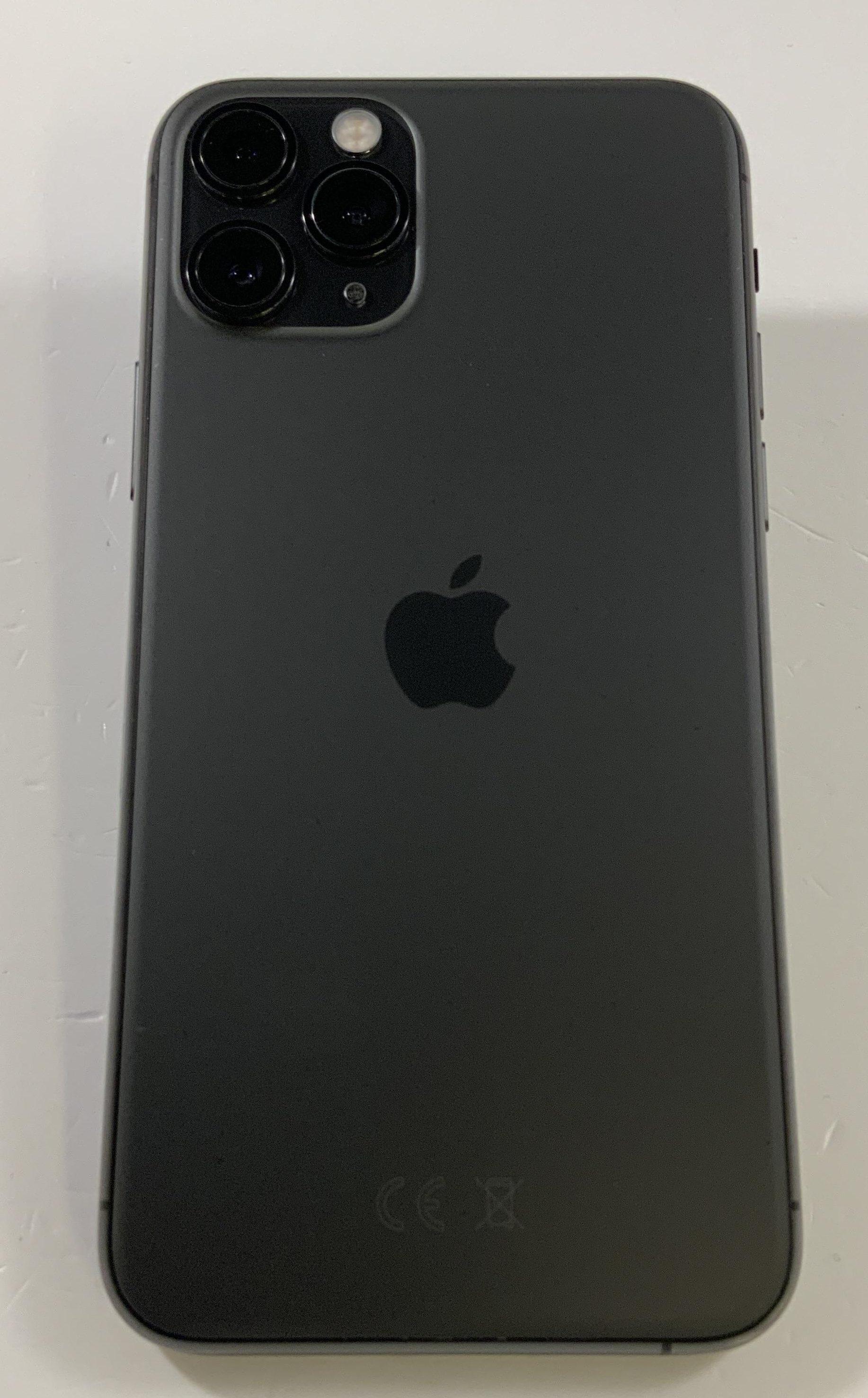 iPhone 11 Pro 64GB, 64GB, Space Gray, Afbeelding 2