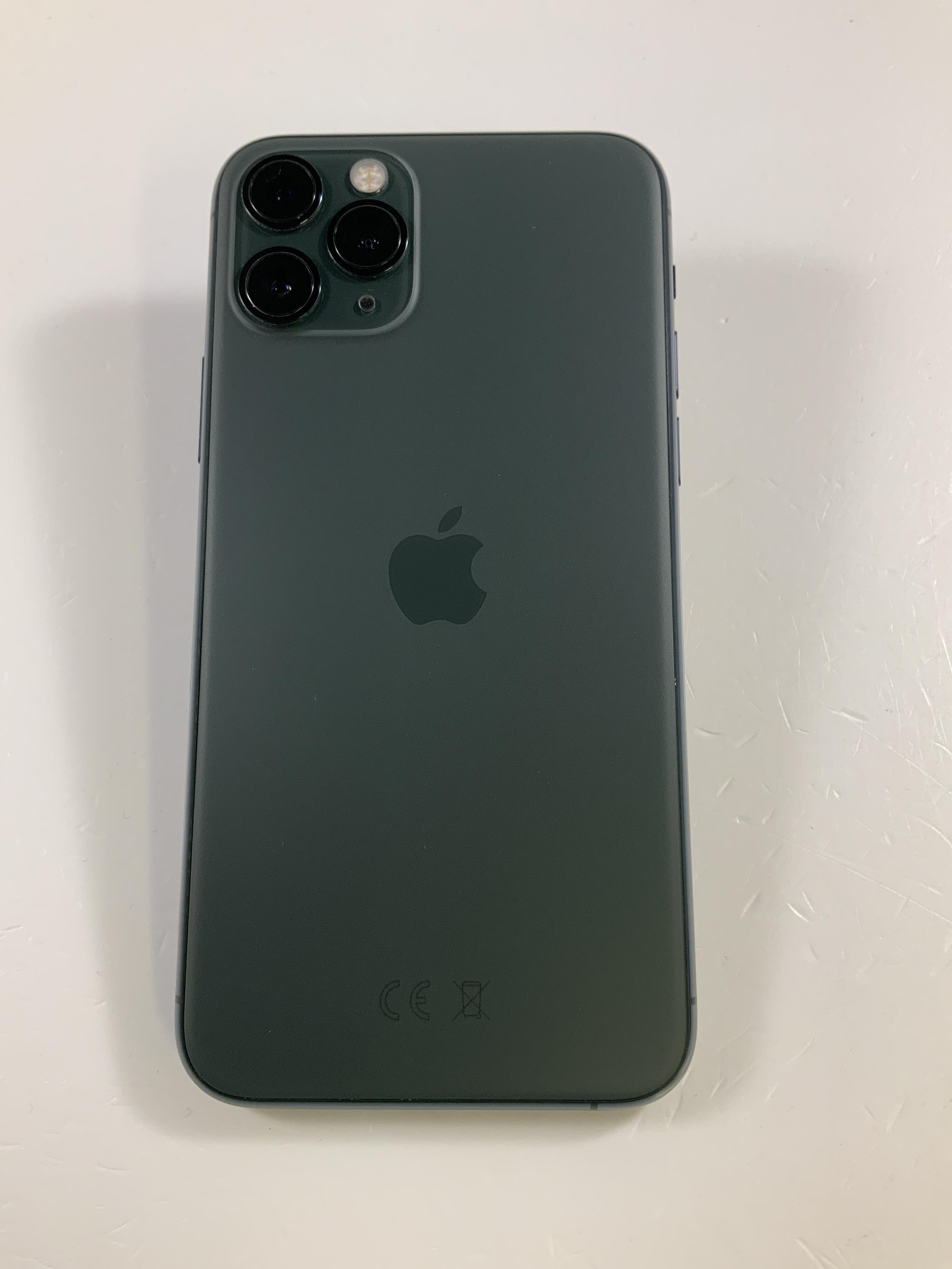 iPhone 11 Pro 64GB, 64GB, Midnight Green, Bild 2