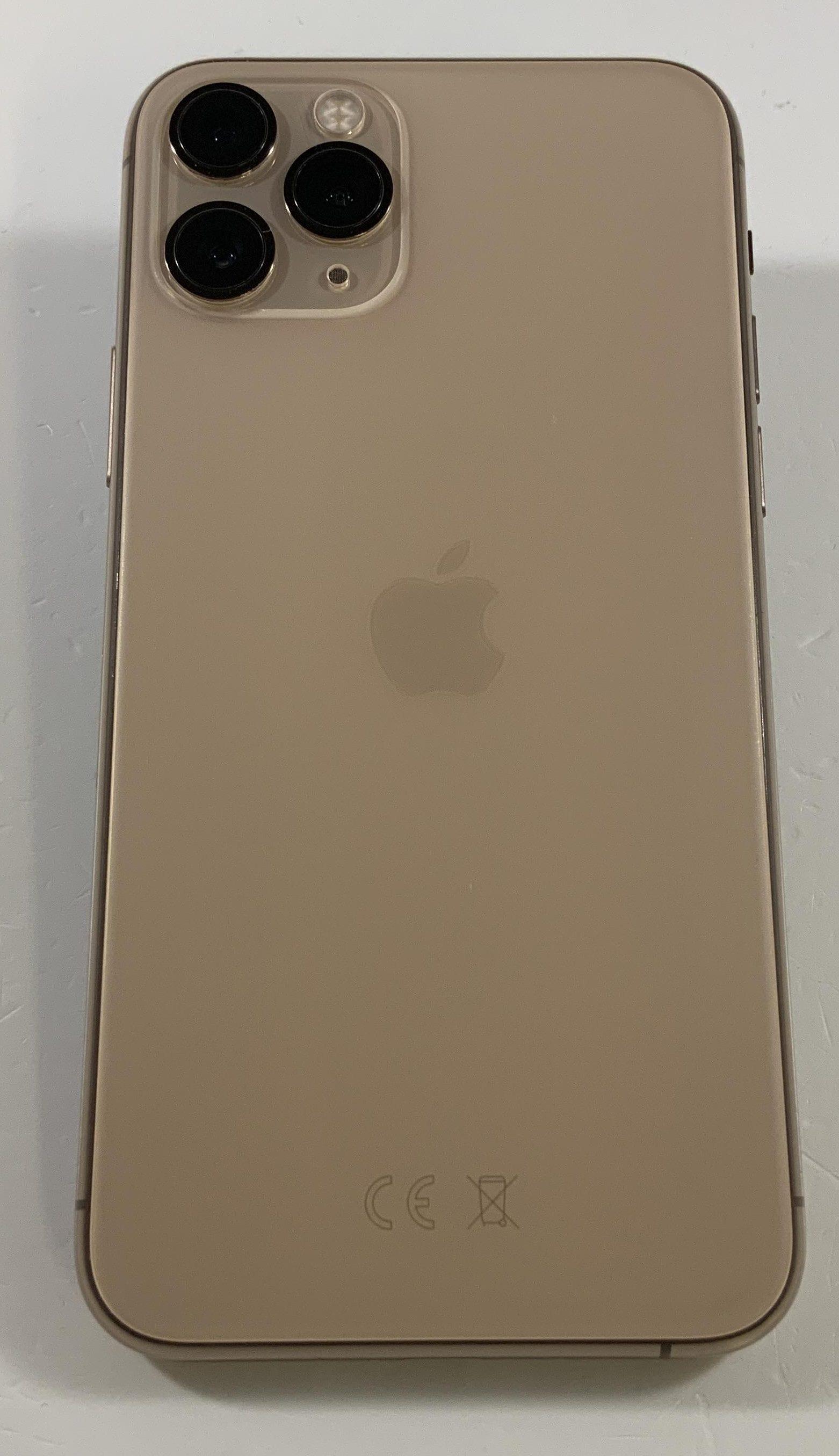 iPhone 11 Pro 64GB, 64GB, Gold, obraz 2