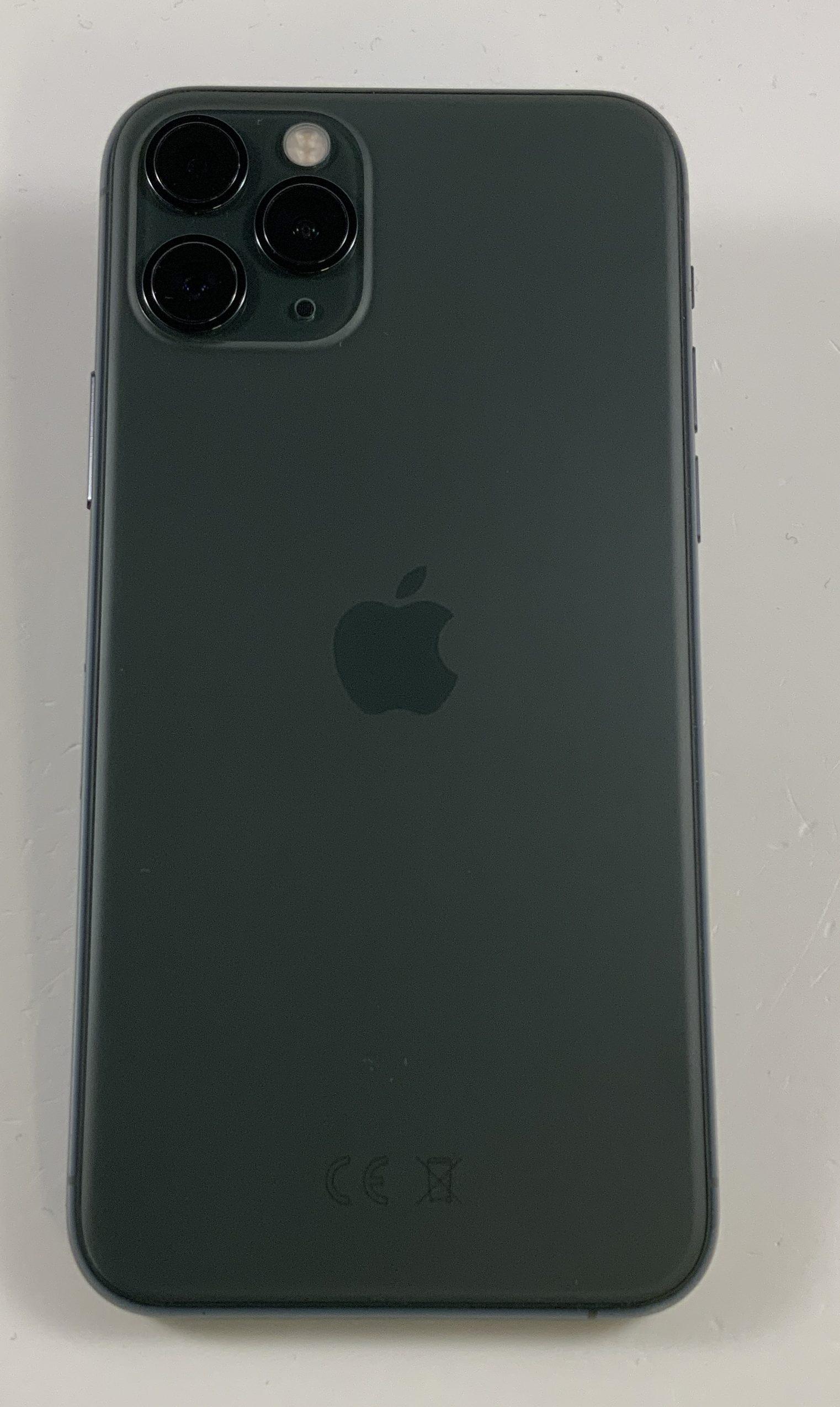 iPhone 11 Pro 64GB, 64GB, Midnight Green, obraz 2