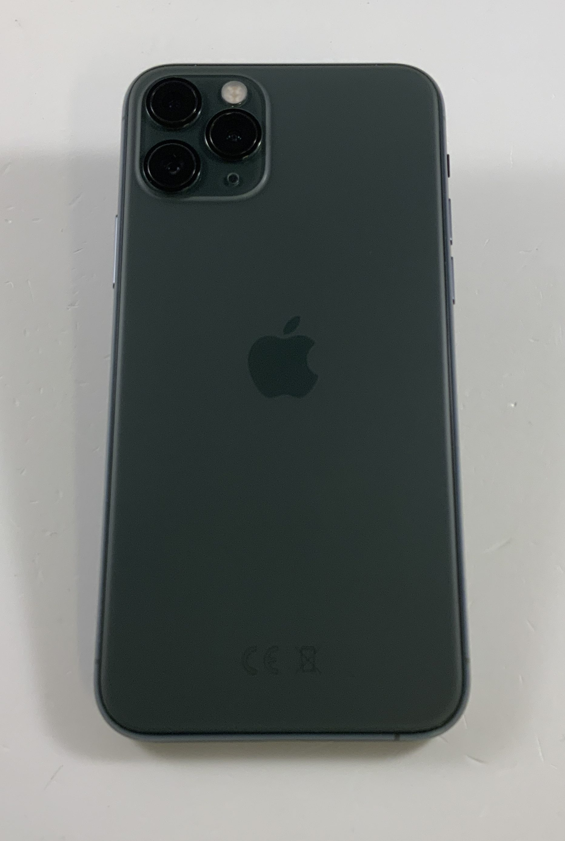 iPhone 11 Pro 64GB, 64GB, Midnight Green, Afbeelding 2