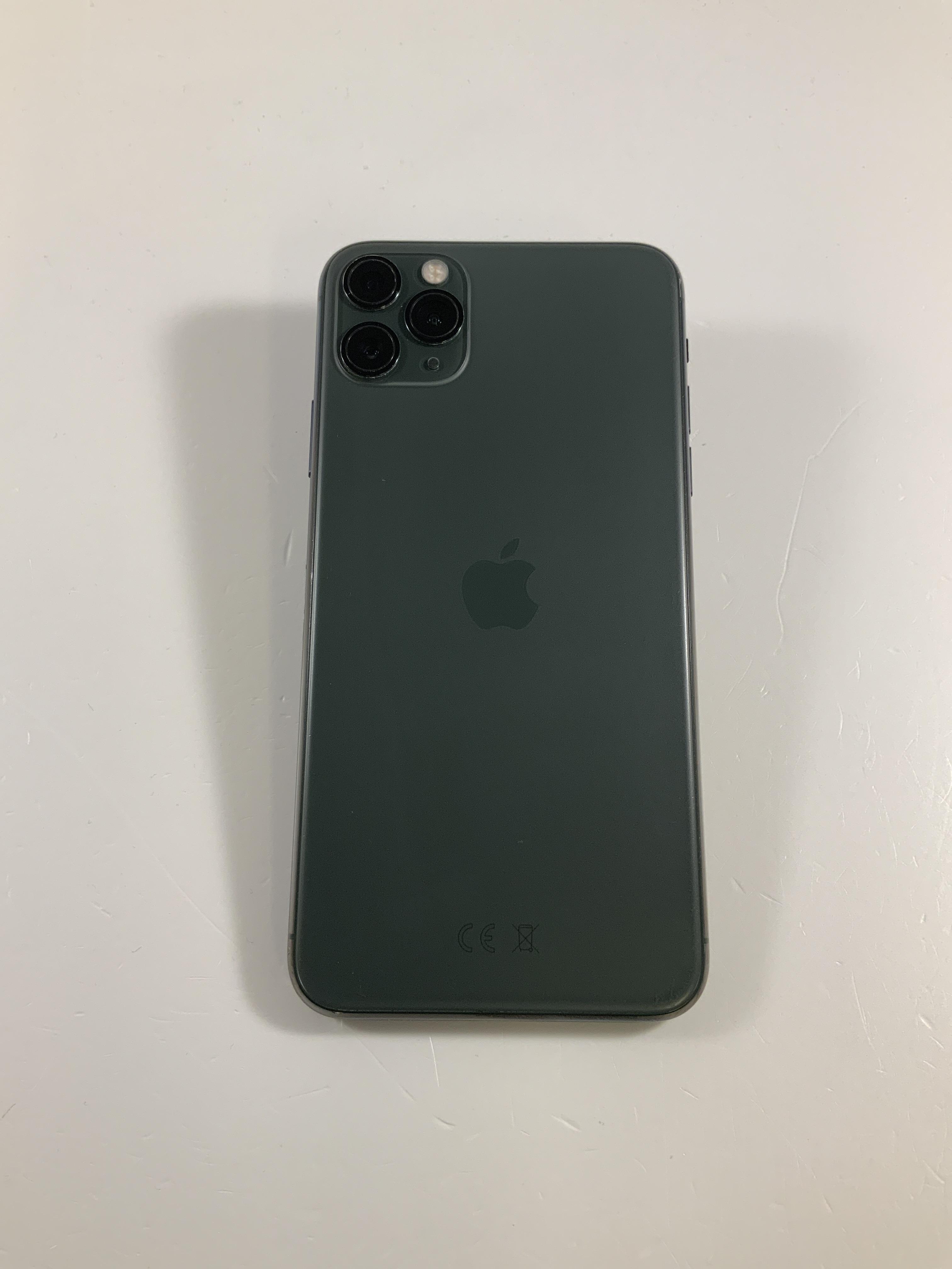 iPhone 11 Pro Max 256GB, 256GB, Midnight Green, bild 2