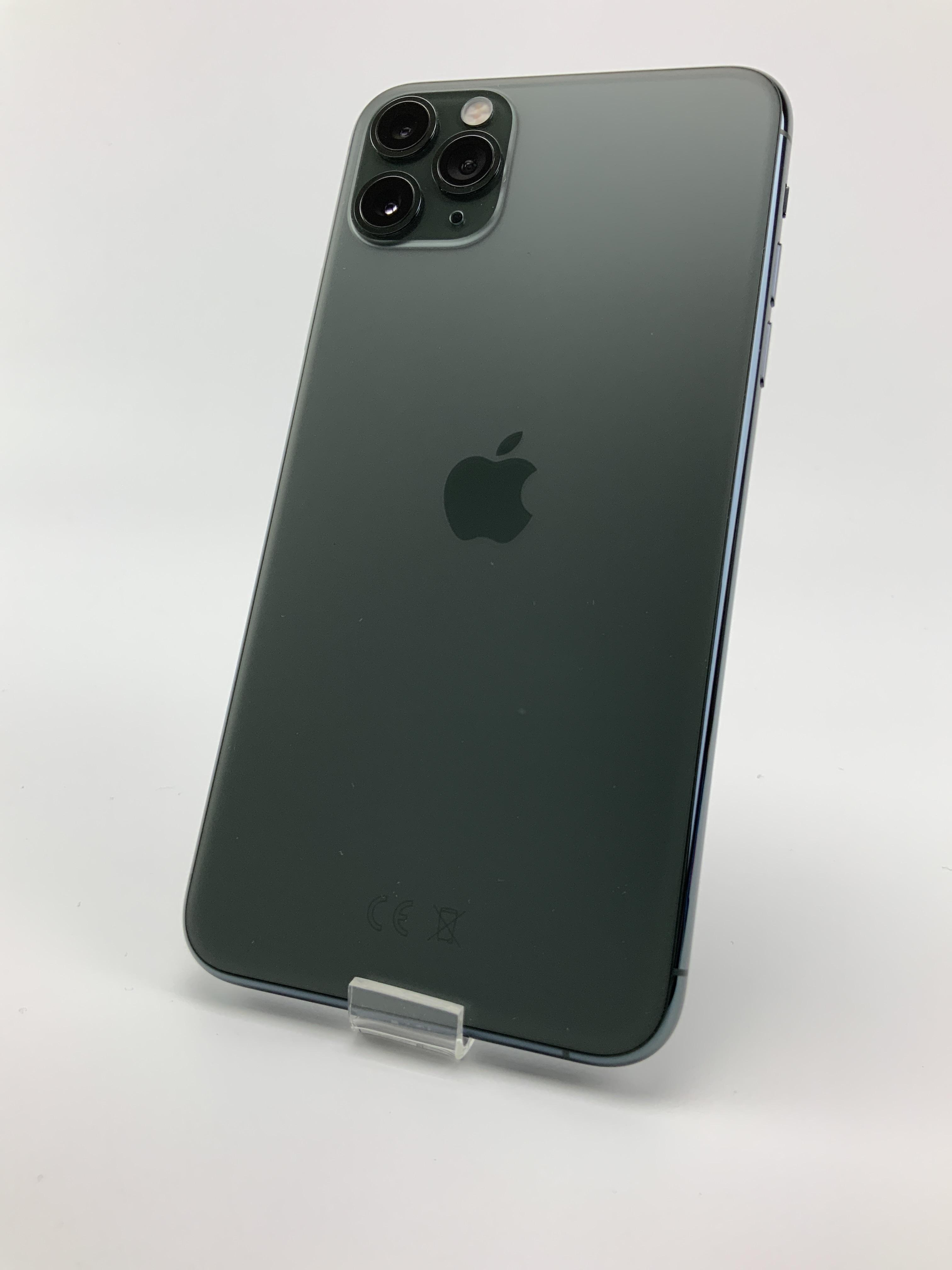 iPhone 11 Pro Max 256GB, 256GB, Midnight Green, imagen 2