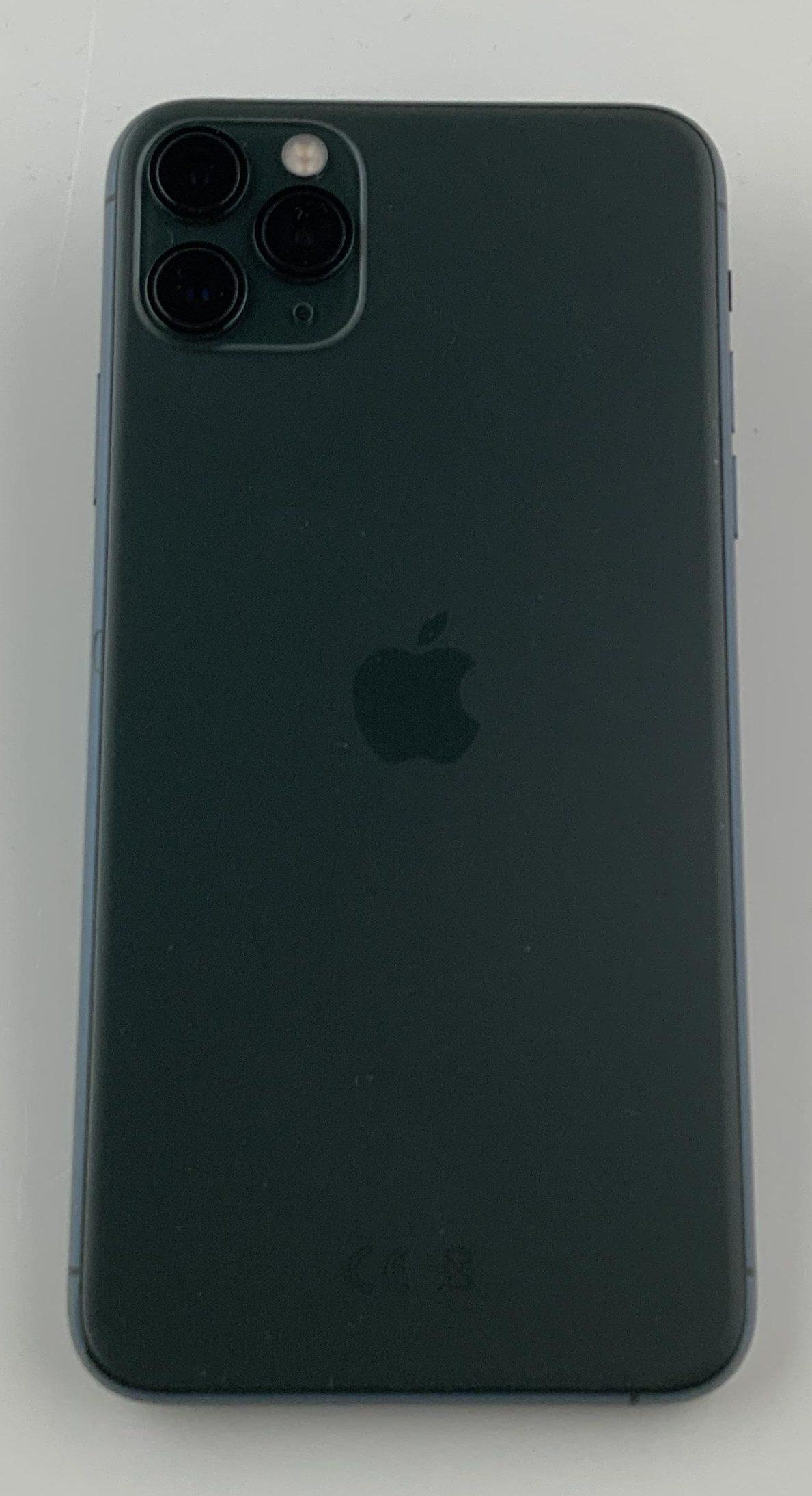iPhone 11 Pro Max 256GB, 256GB, Midnight Green, image 2