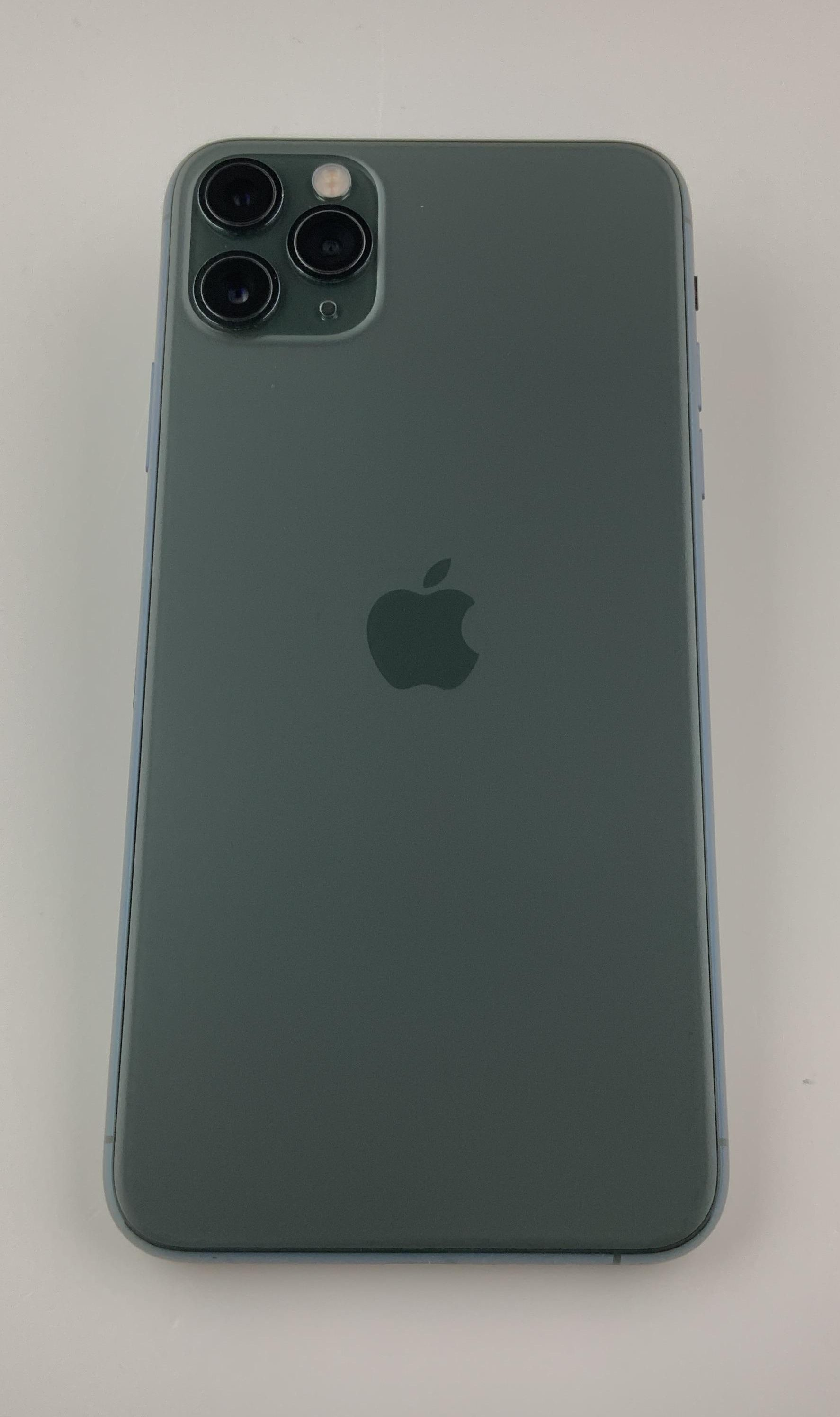 iPhone 11 Pro Max 256GB, 256GB, Midnight Green, immagine 2