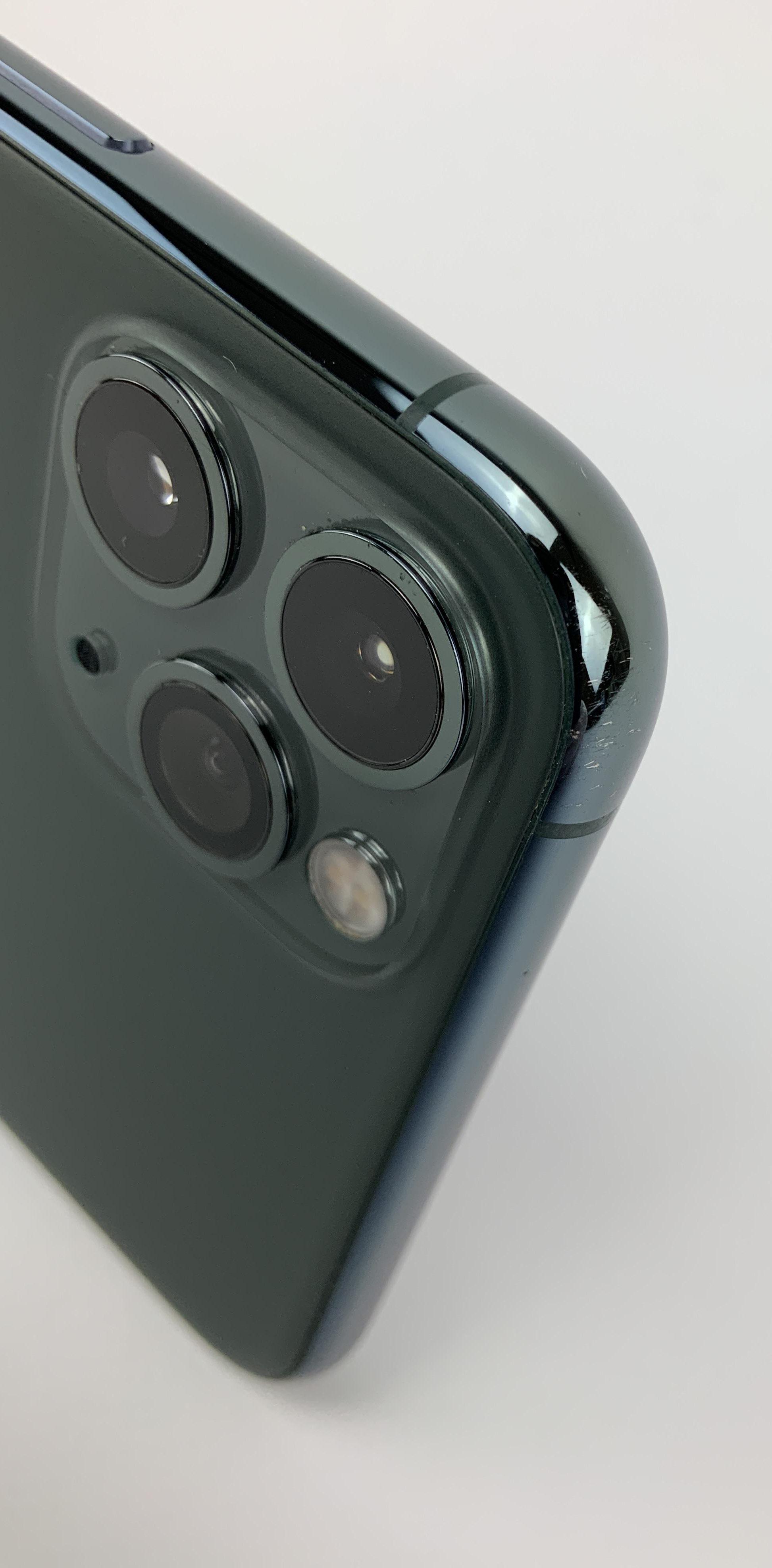 iPhone 11 Pro Max 256GB, 256GB, Midnight Green, Kuva 5