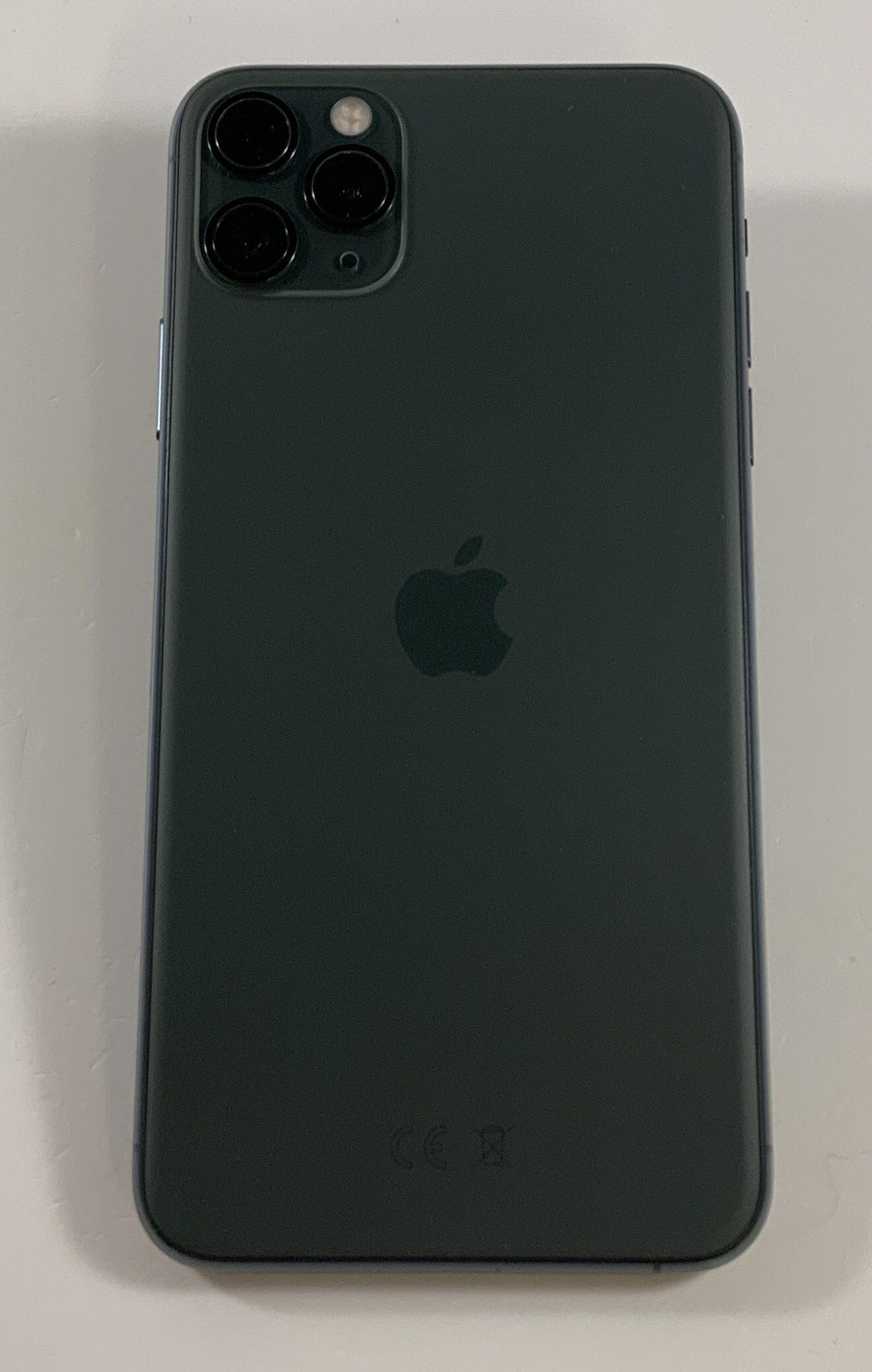 iPhone 11 Pro Max 512GB, 512GB, Midnight Green, bild 2