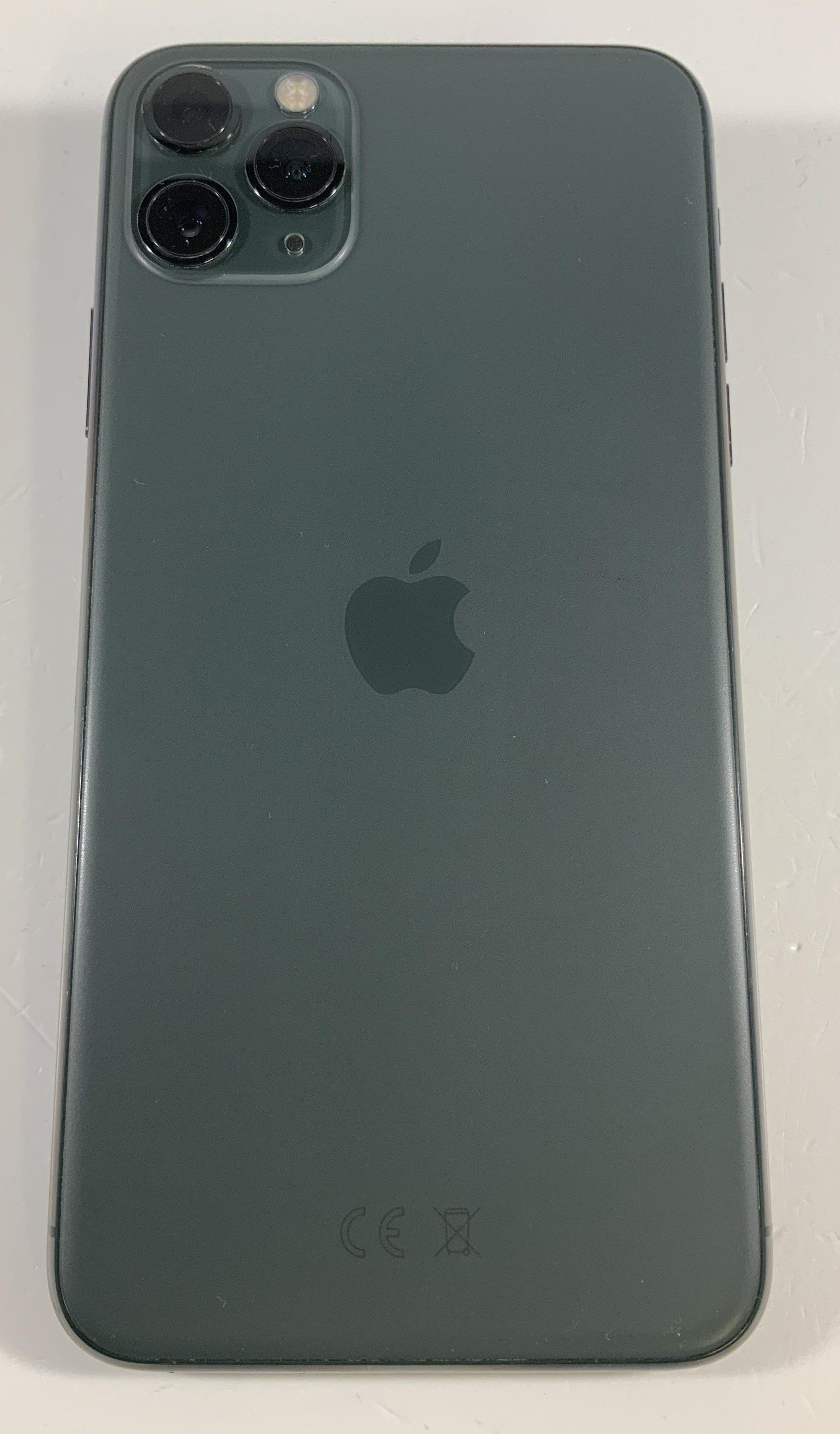 iPhone 11 Pro Max 64GB, 64GB, Midnight Green, Afbeelding 2
