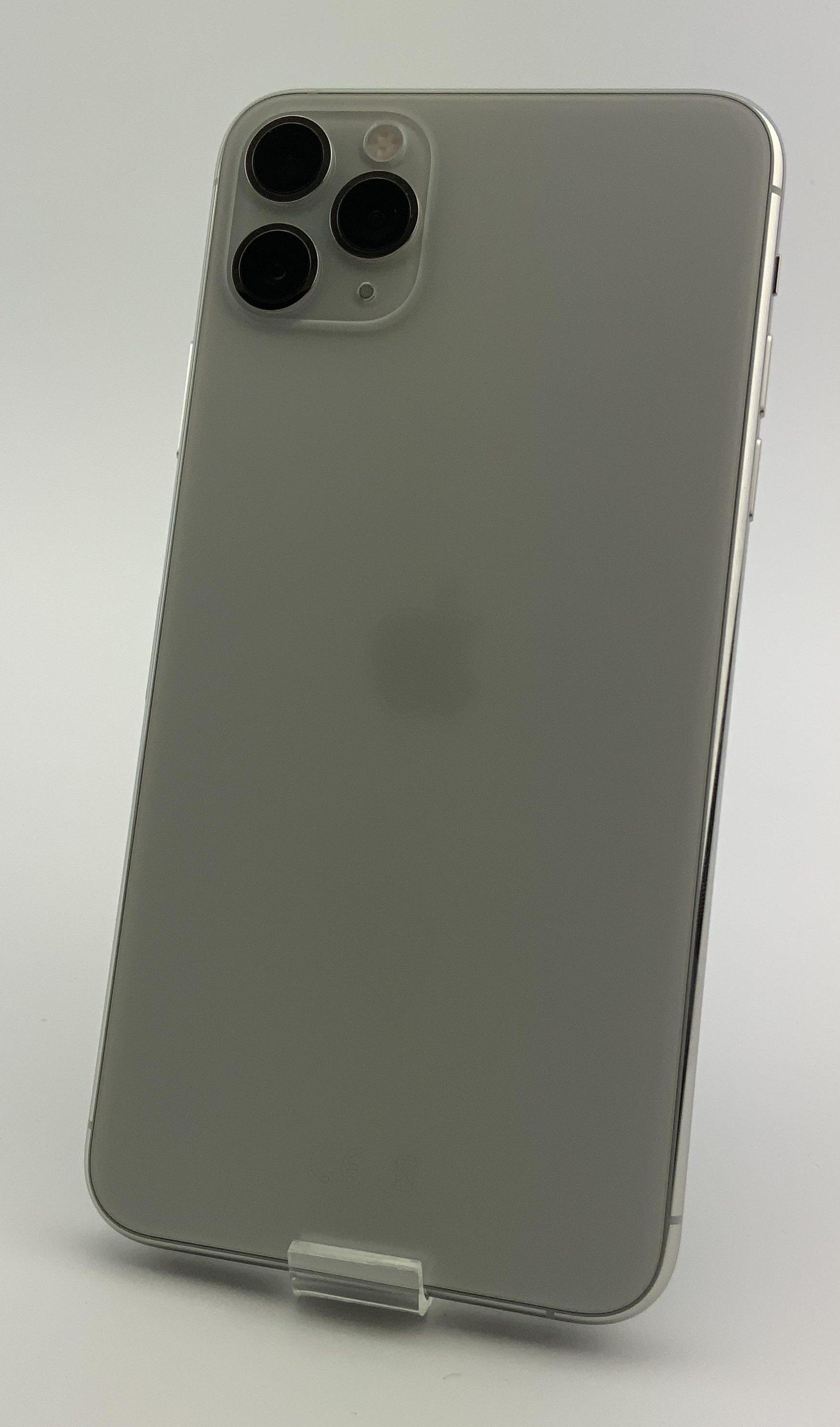 iPhone 11 Pro Max 64GB, 64GB, Silver, Kuva 2