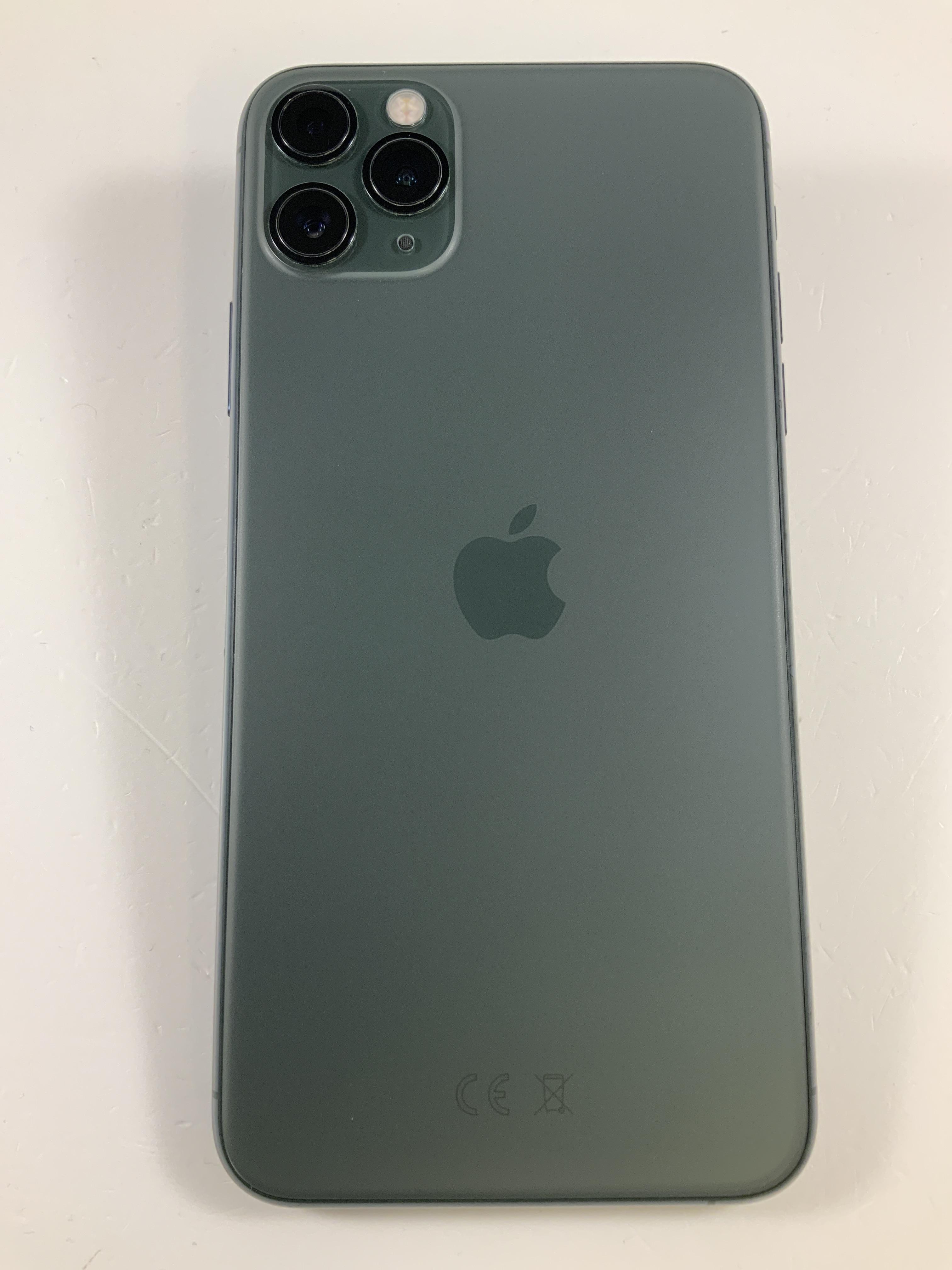 iPhone 11 Pro Max 64GB, 64GB, Midnight Green, Kuva 2