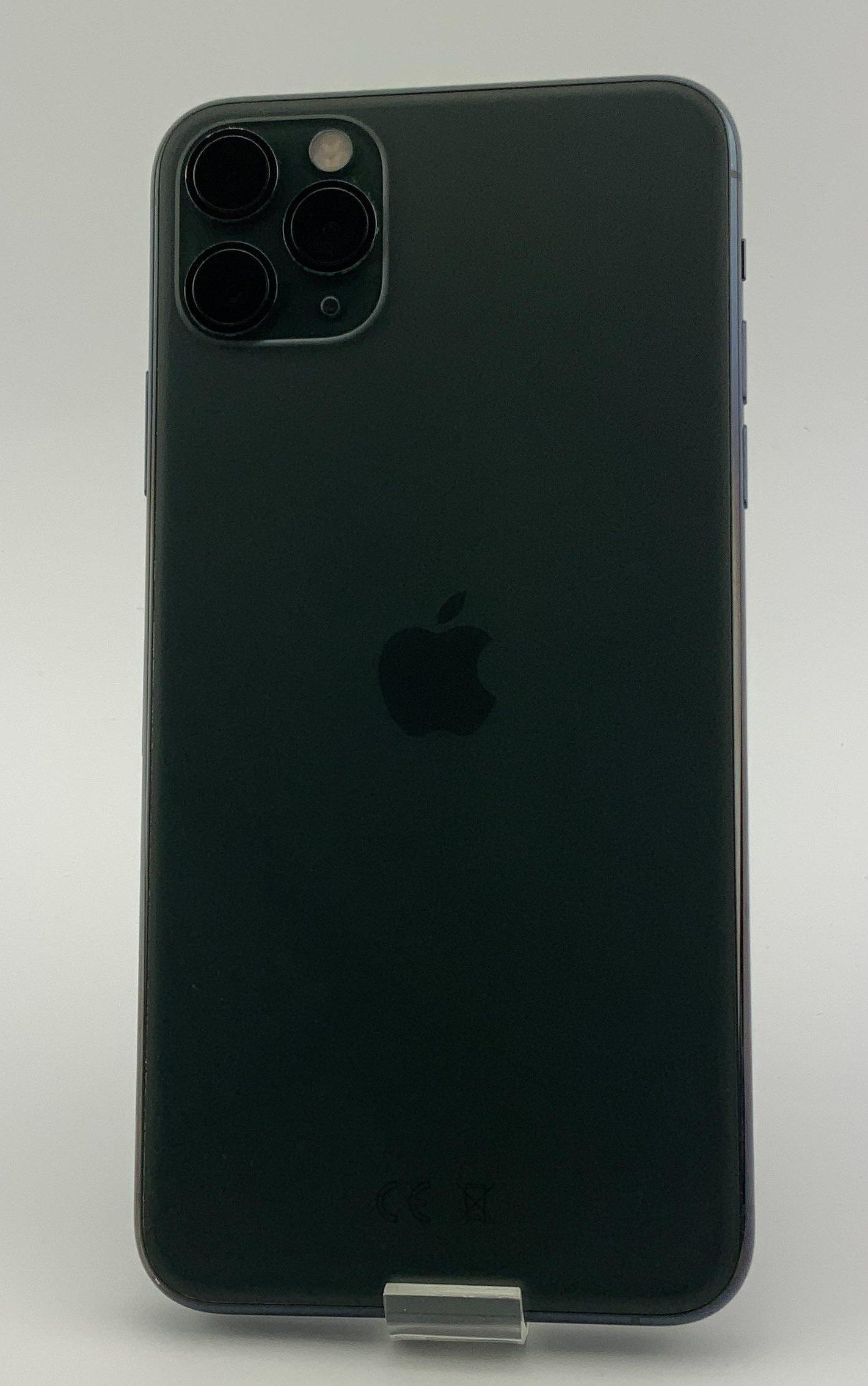 iPhone 11 Pro Max 64GB, 64GB, Midnight Green, bild 2