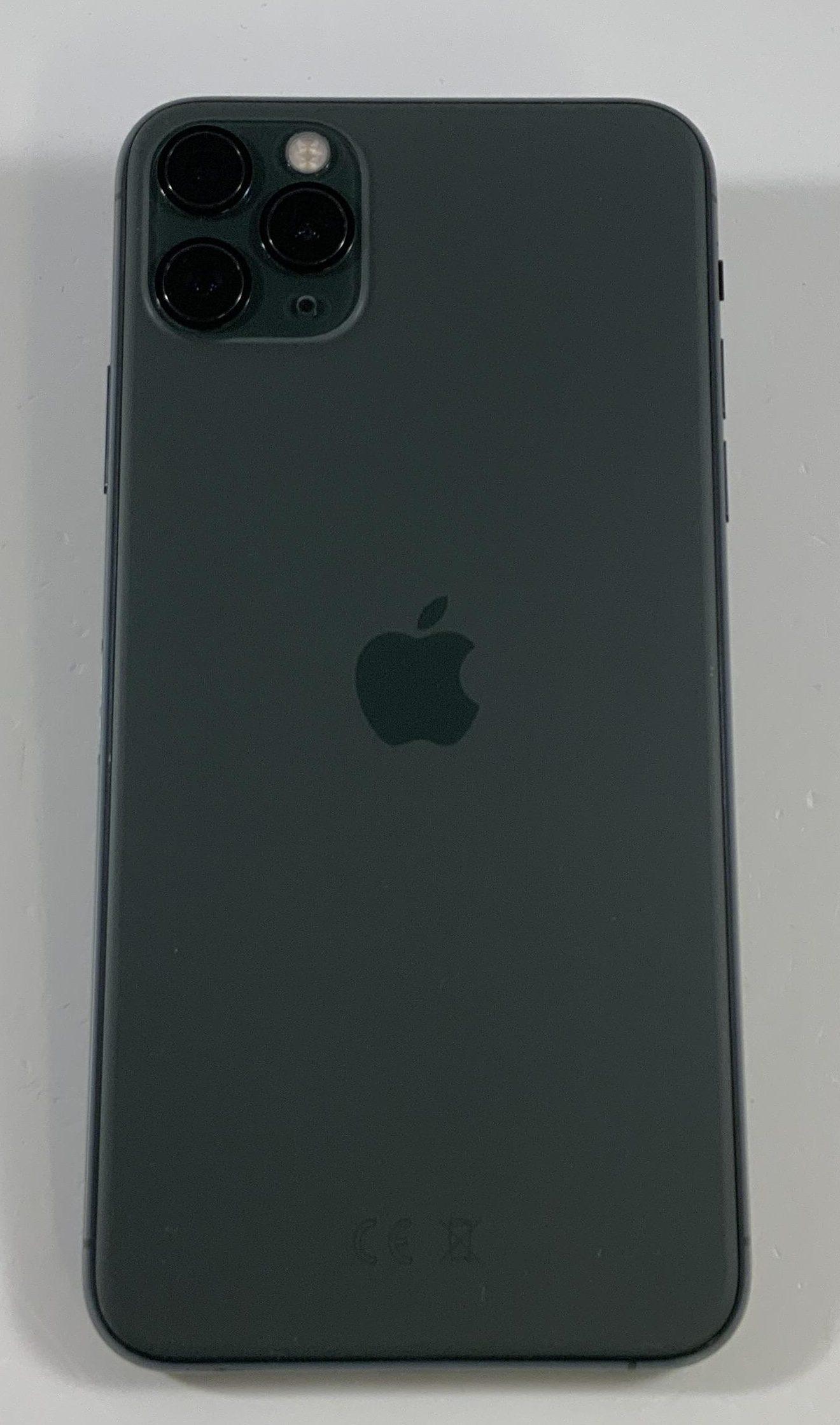 iPhone 11 Pro Max 64GB, 64GB, Midnight Green, immagine 2